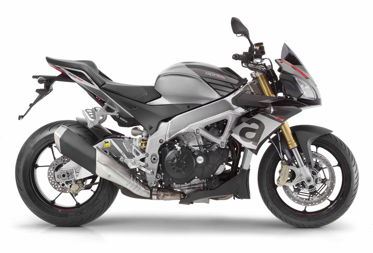 First ride: Aprilia Tuono V4 1100 RR review