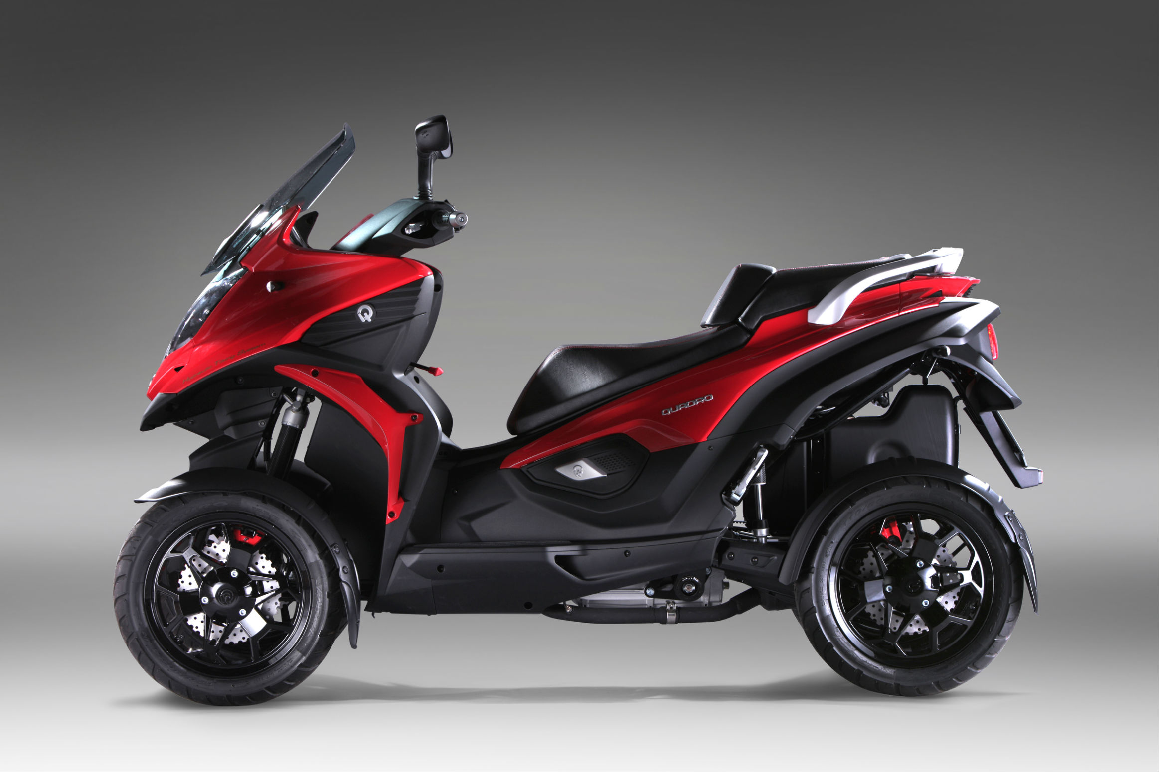 Four Wheeled Scooter Launches In Uk Visordown