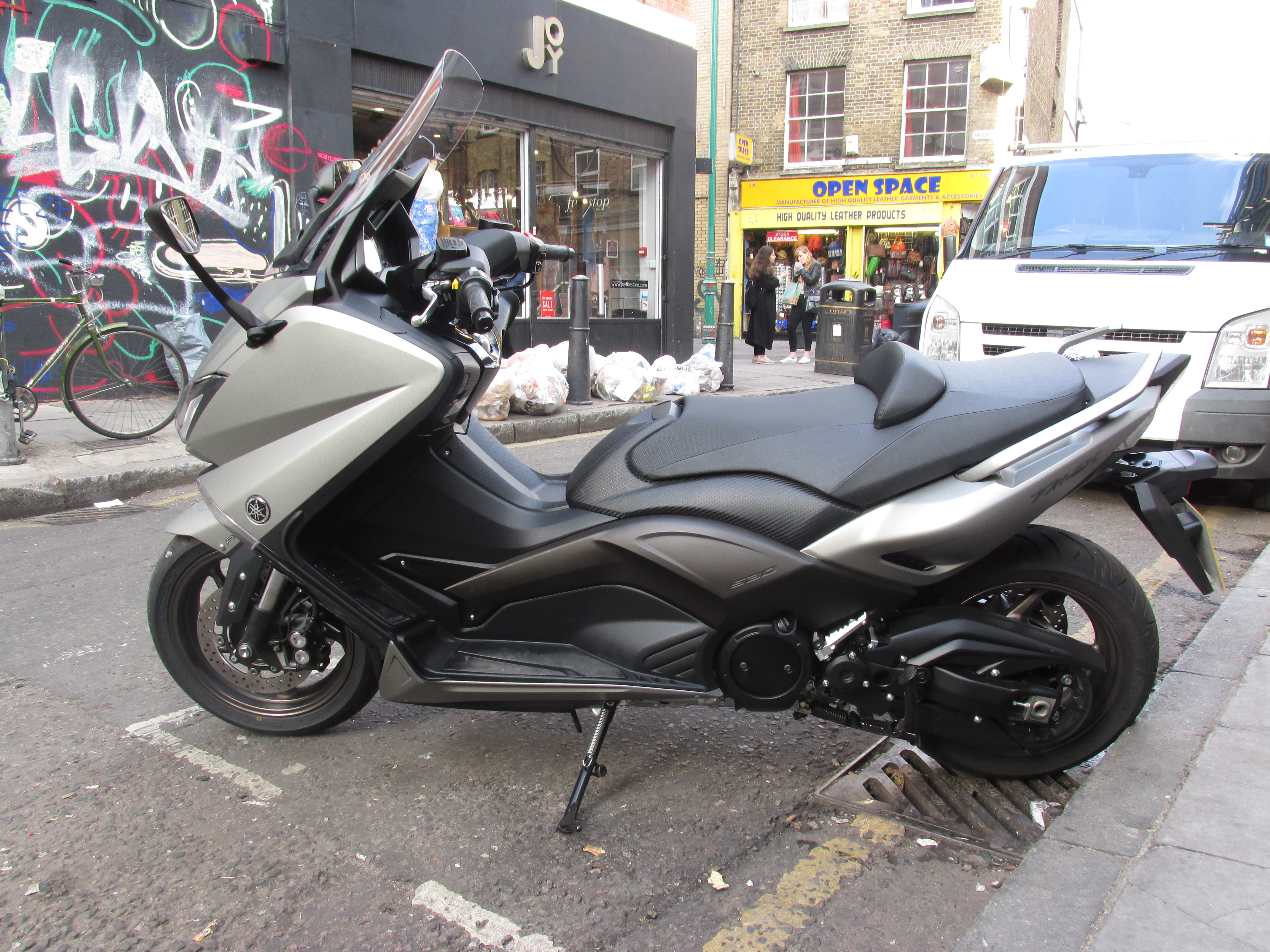 First ride: Yamaha TMAX review
