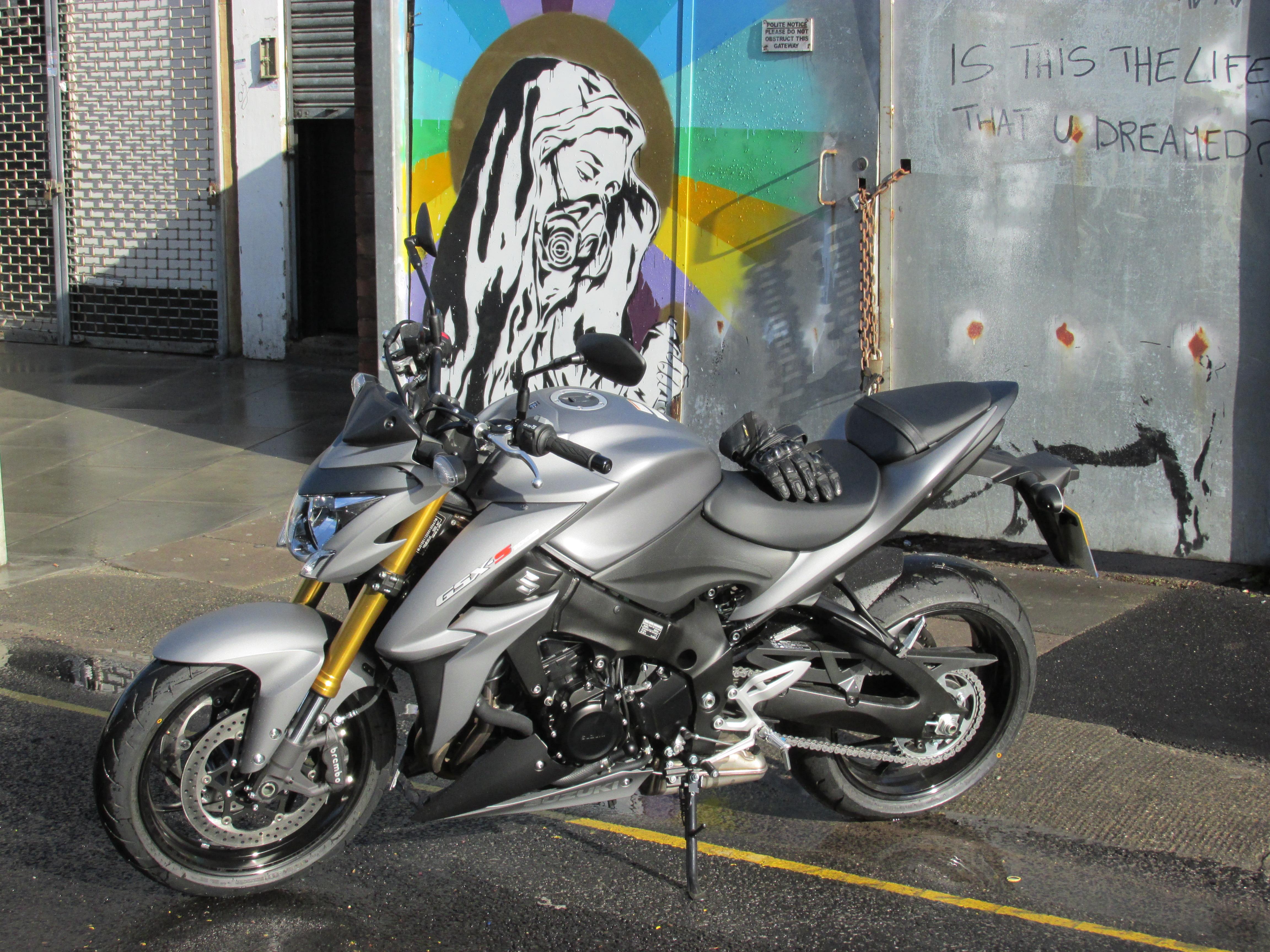 A week with Suzuki's GSX-S1000
