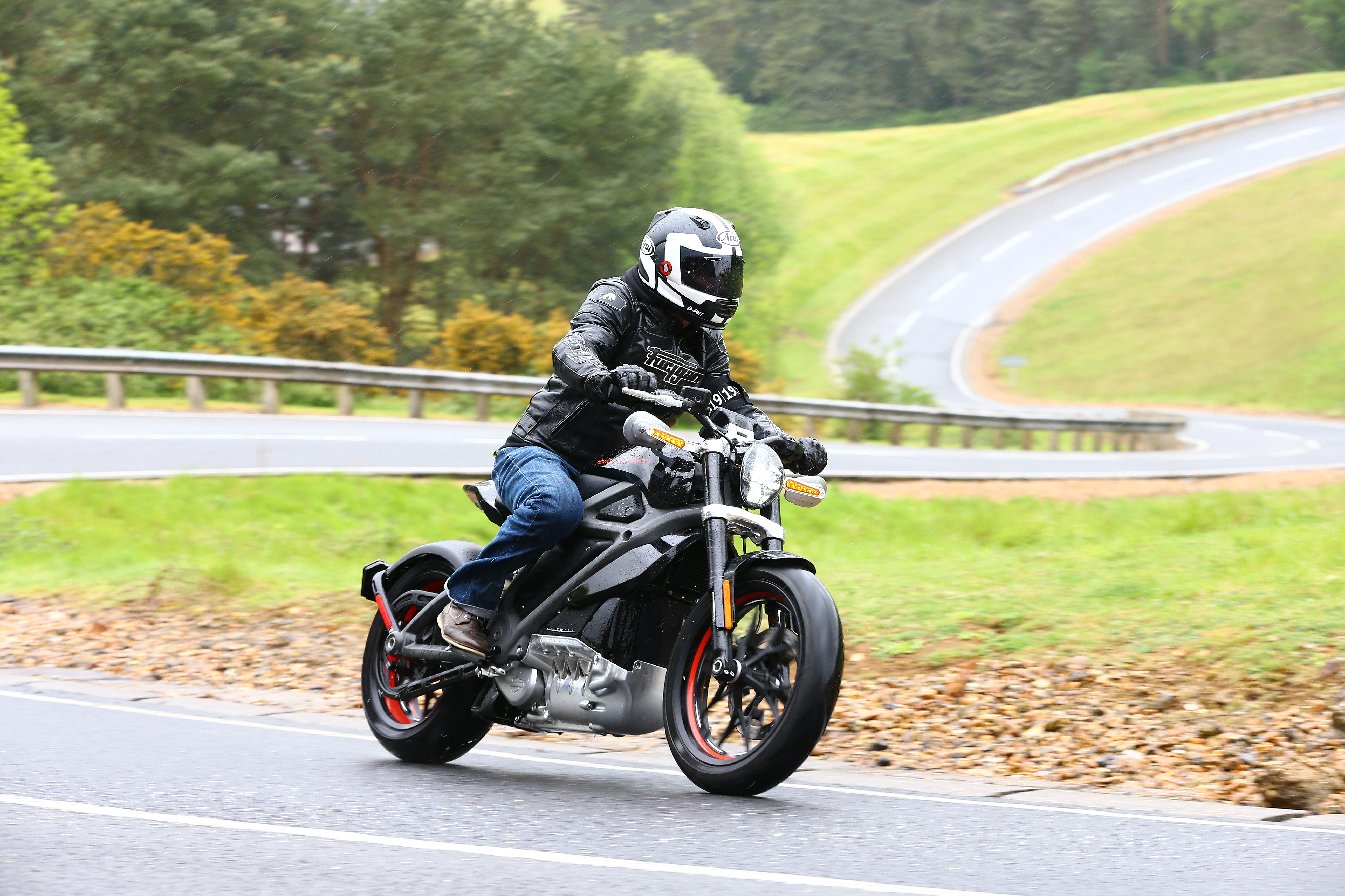 First ride: Harley-Davidson LiveWire review