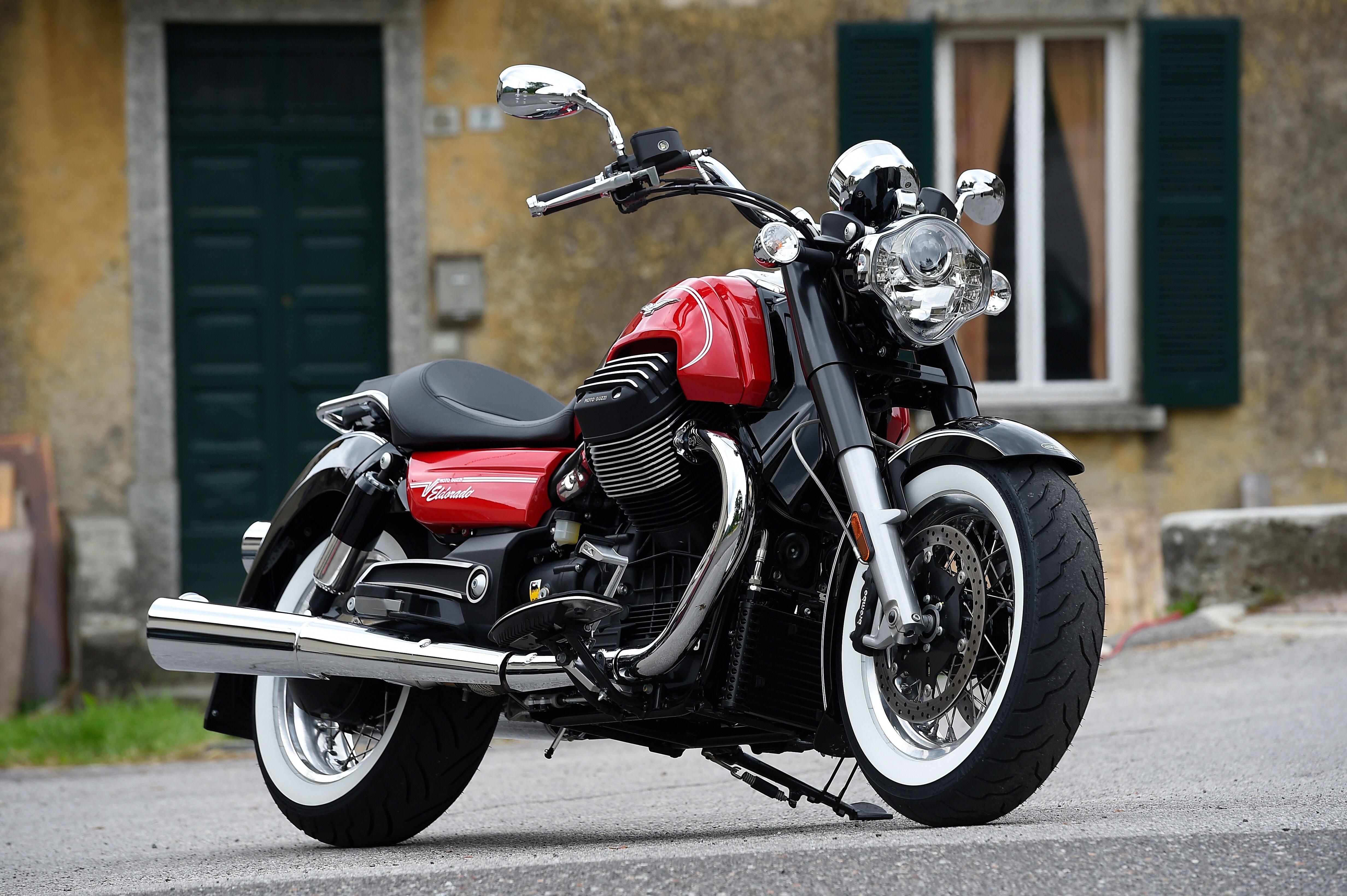 First ride: Moto Guzzi Eldorado review