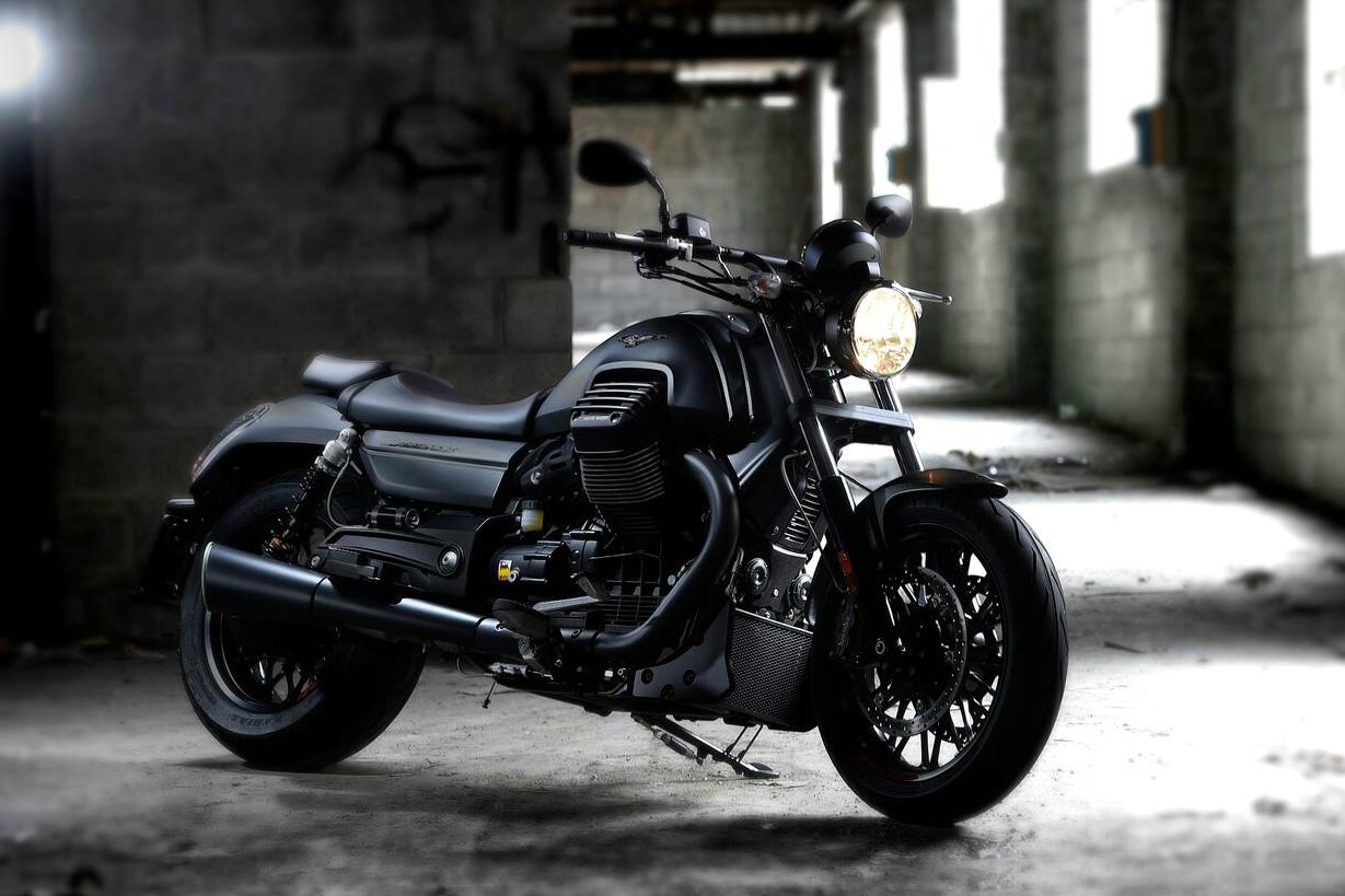First ride: Moto Guzzi Audace review