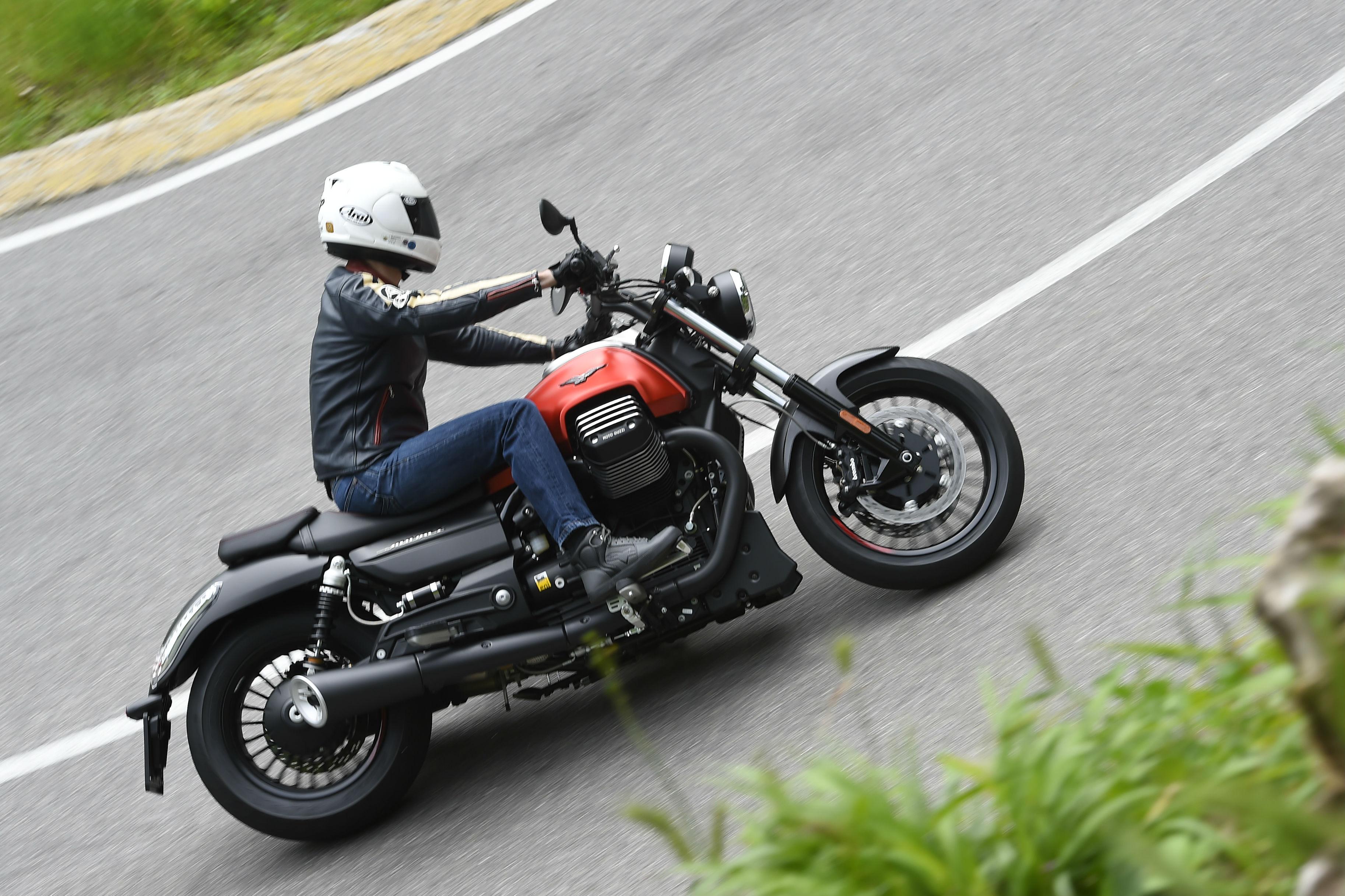 First ride: Moto Guzzi Audace review | Visordown