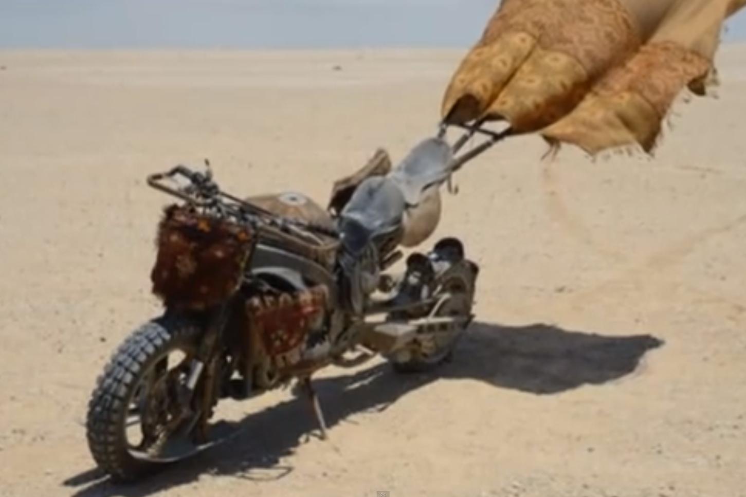 The Bikes Of Mad Max Visordown