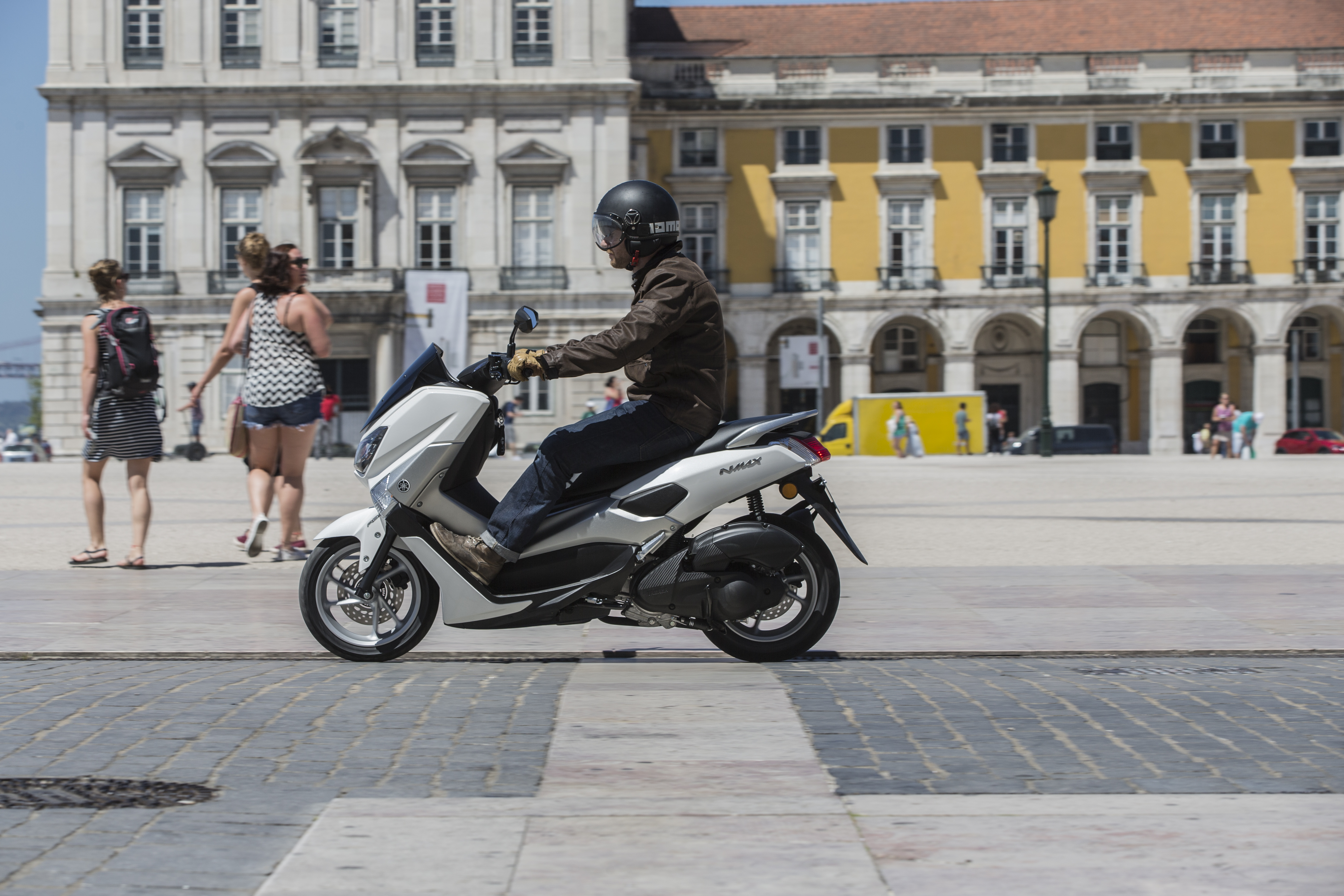 First ride: Yamaha NMAX 125 review