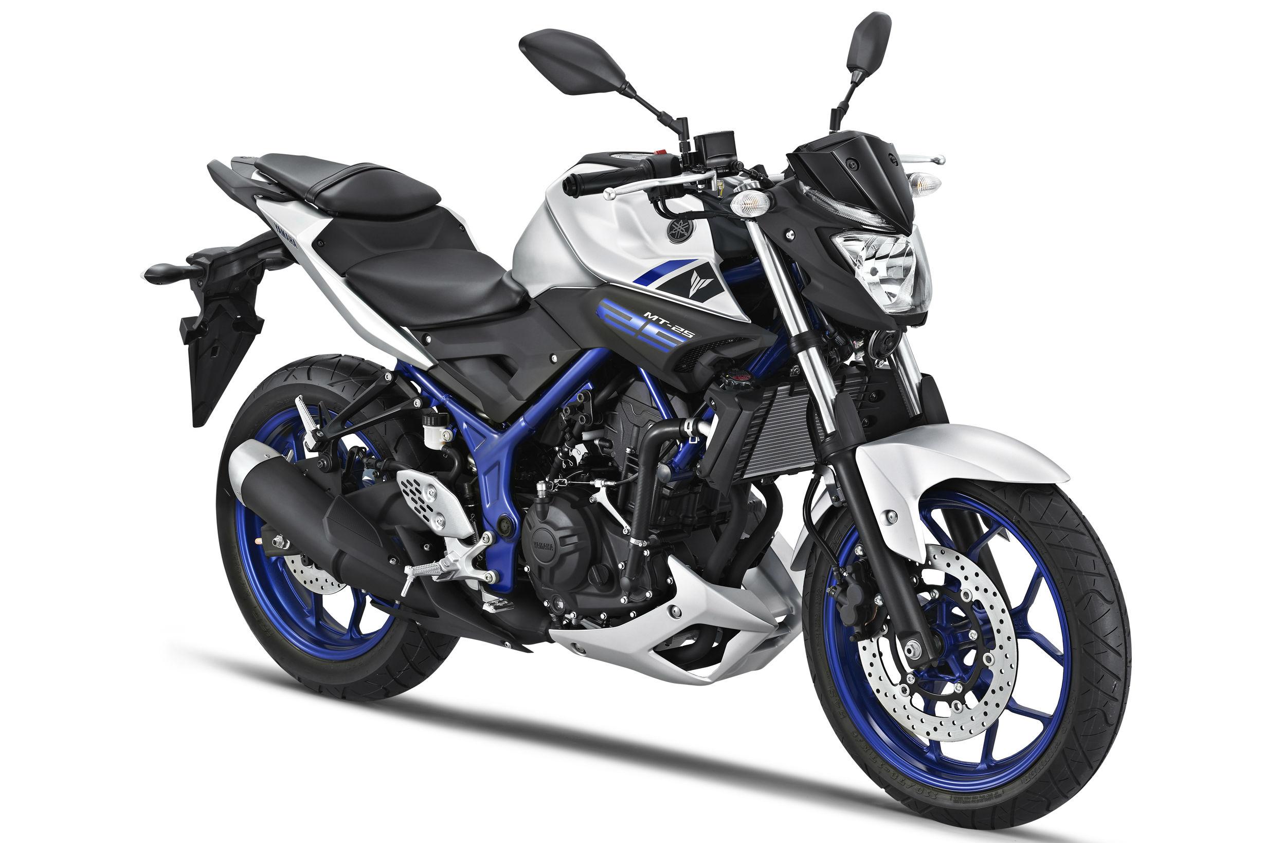 Yamaha mt 25 revealed visordown for Yamaha mt10 price