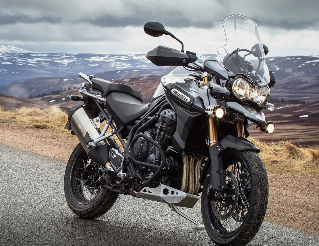 Top 10 Current Big Adventure Bikes 1000c Visordown