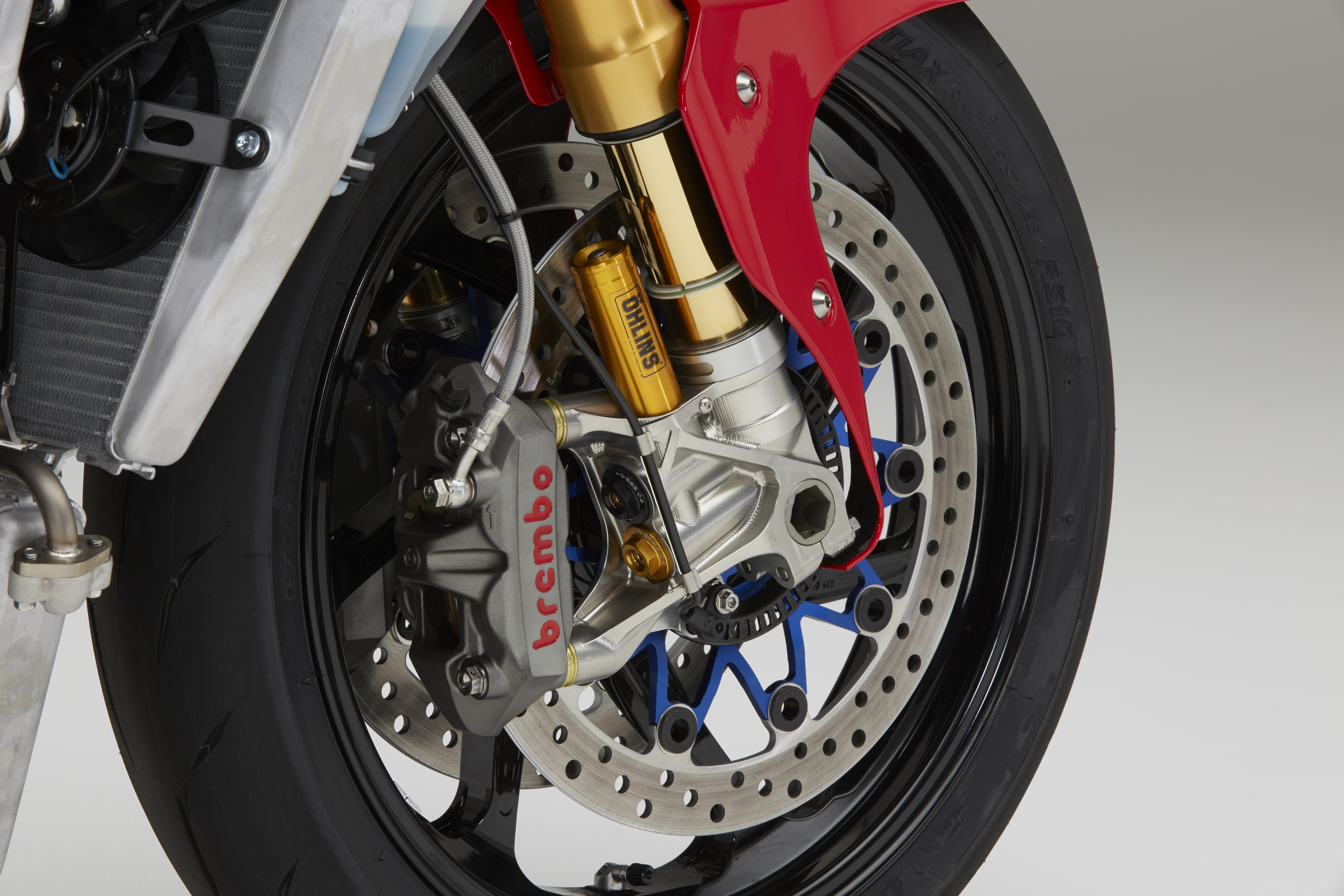 The Honda RC213V-S is here…