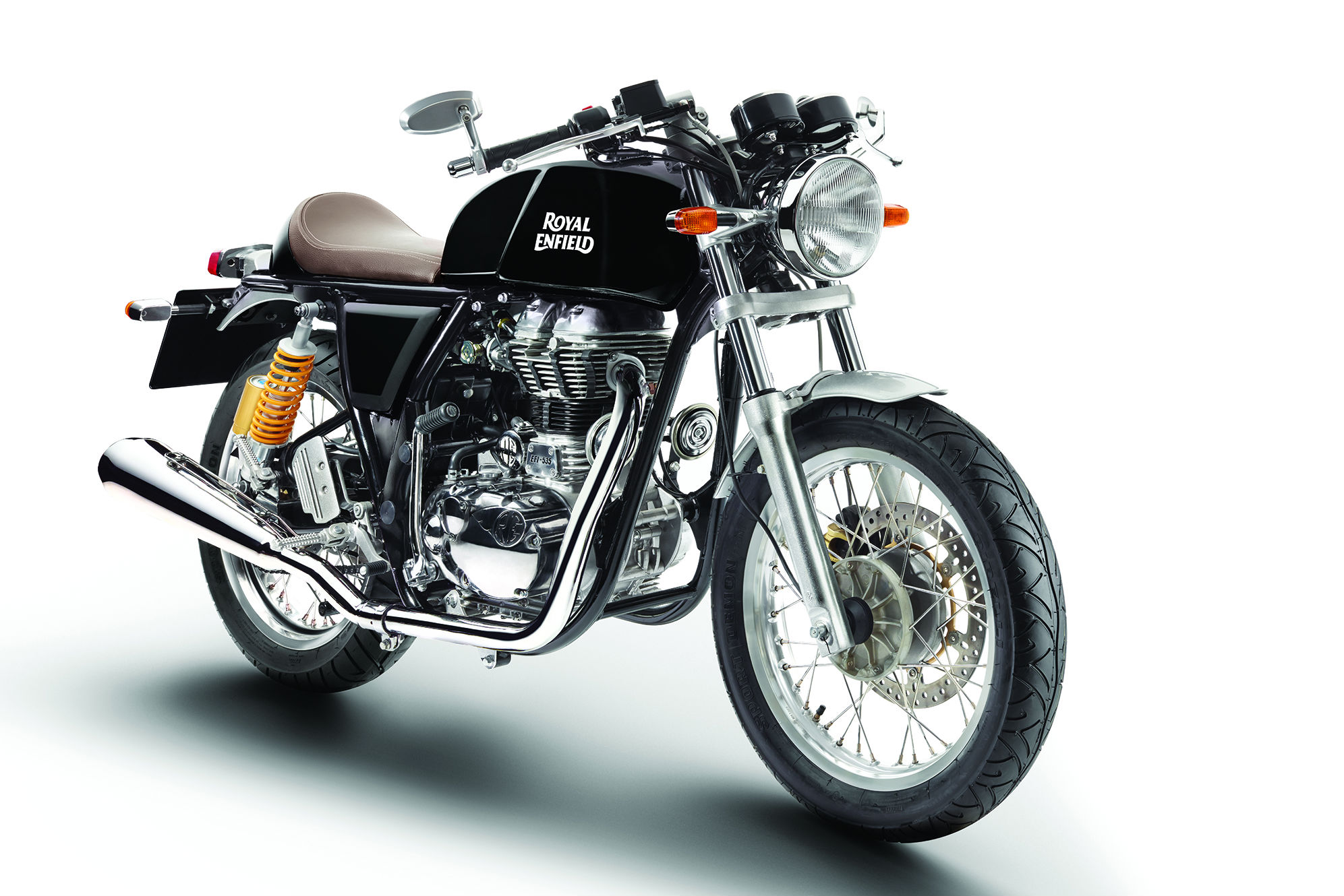 Top 10 Brand New Retro Naked Bikes