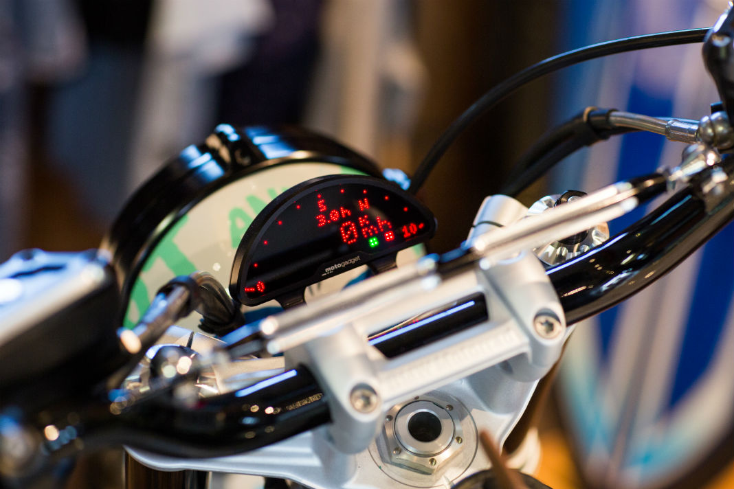 BMW unveils R nineT scrambler concept