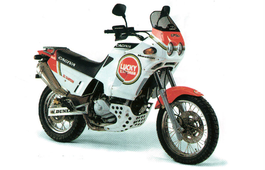 Cagiva could return as off-road brand
