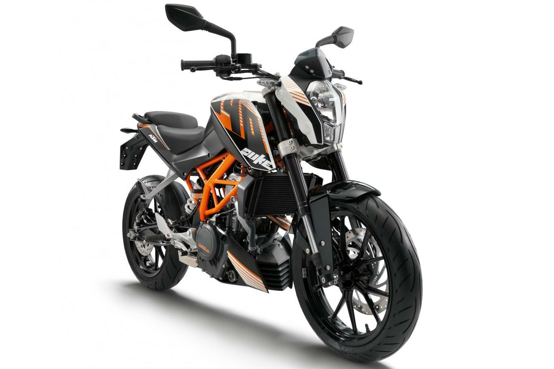 KTM said to be developing Duke 390-based adventure bike
