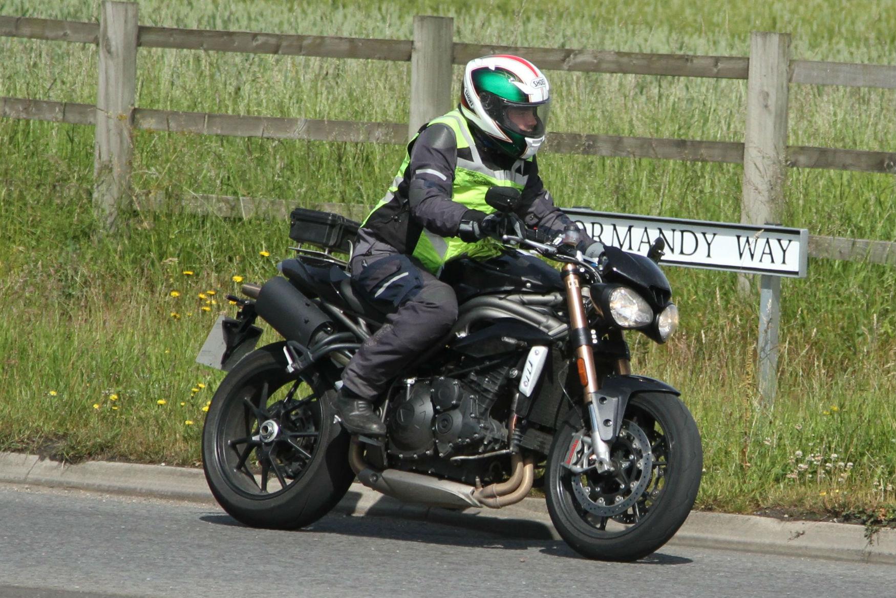 New Triumph Speed Triples revealed
