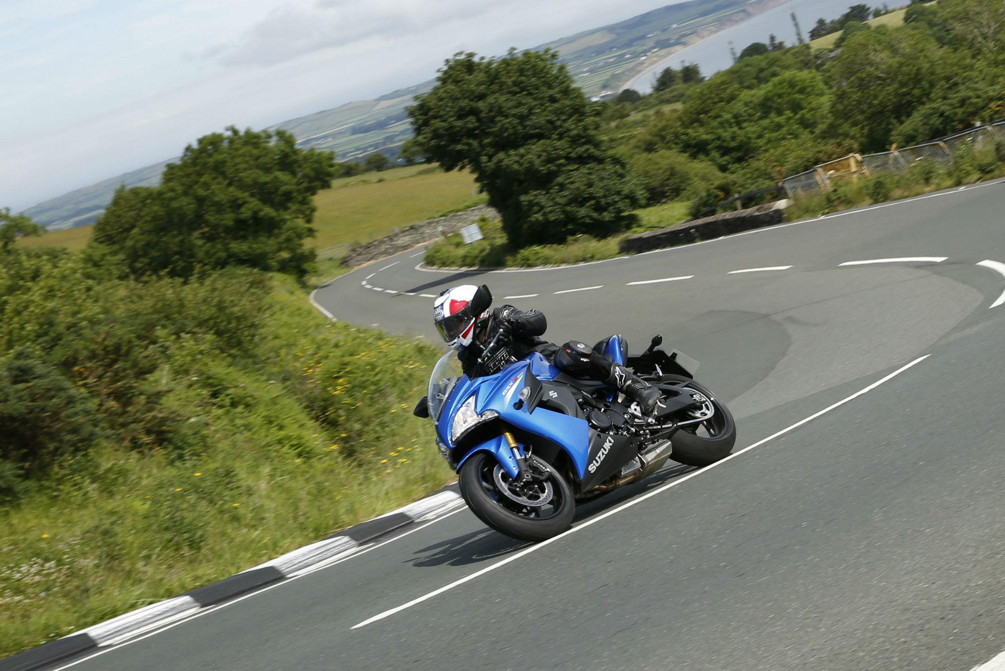 First ride: Suzuki GSX-S1000F review