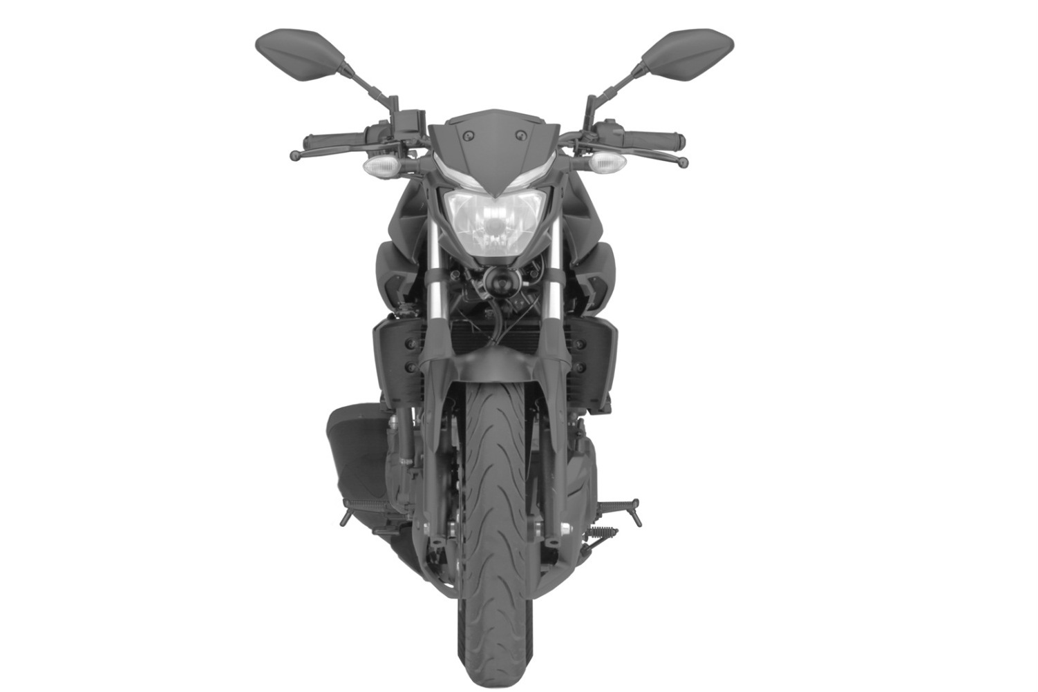 Yamaha MT-03 revealed?