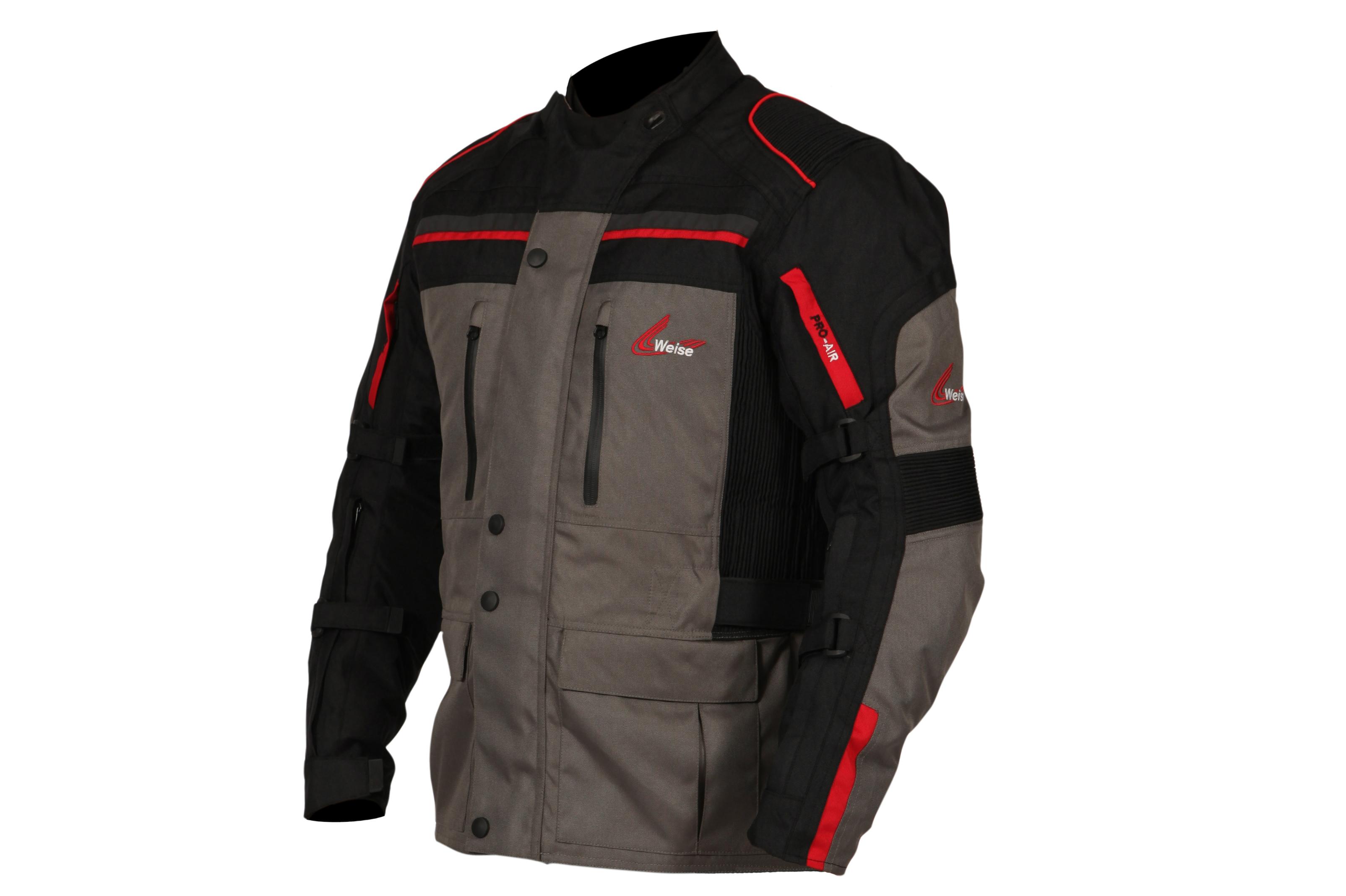 Tested: Weise Zurich jacket