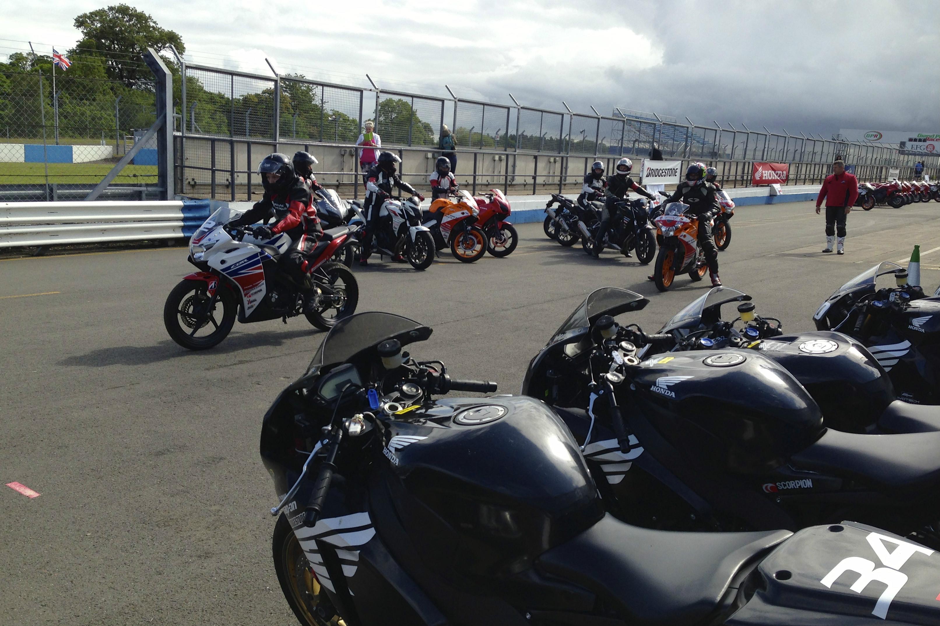 Tested: Ron Haslam Race School : By Kane Dalton