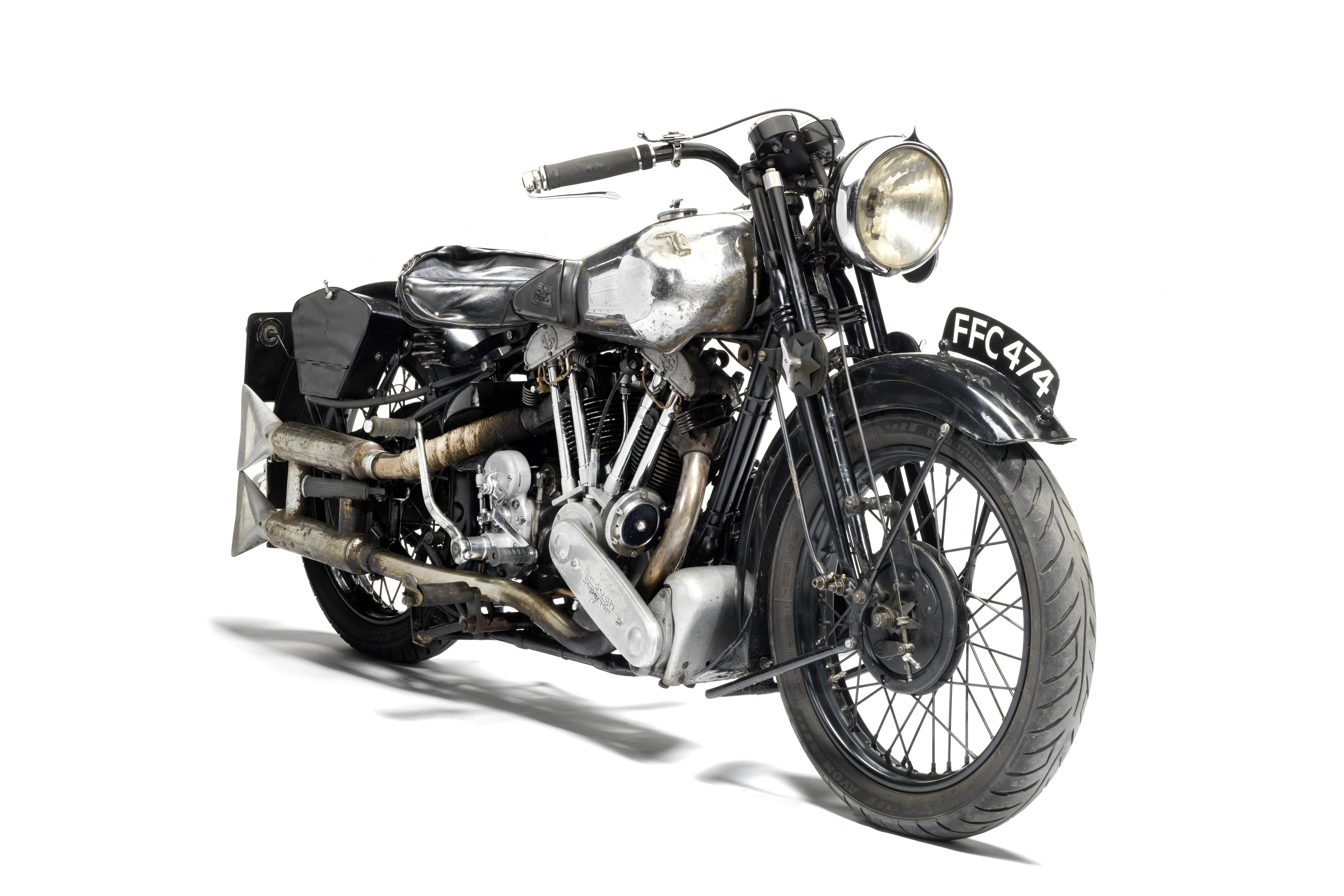 Interwar superbike to sell for up to £240,000