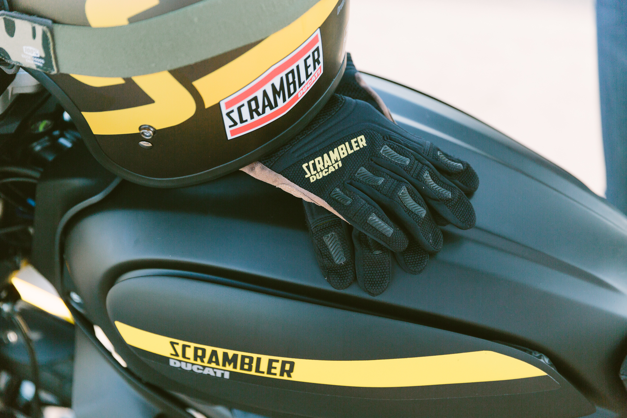 scrambler full throttle