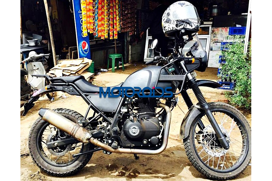 Royal Enfield Himalayan - our best look yet