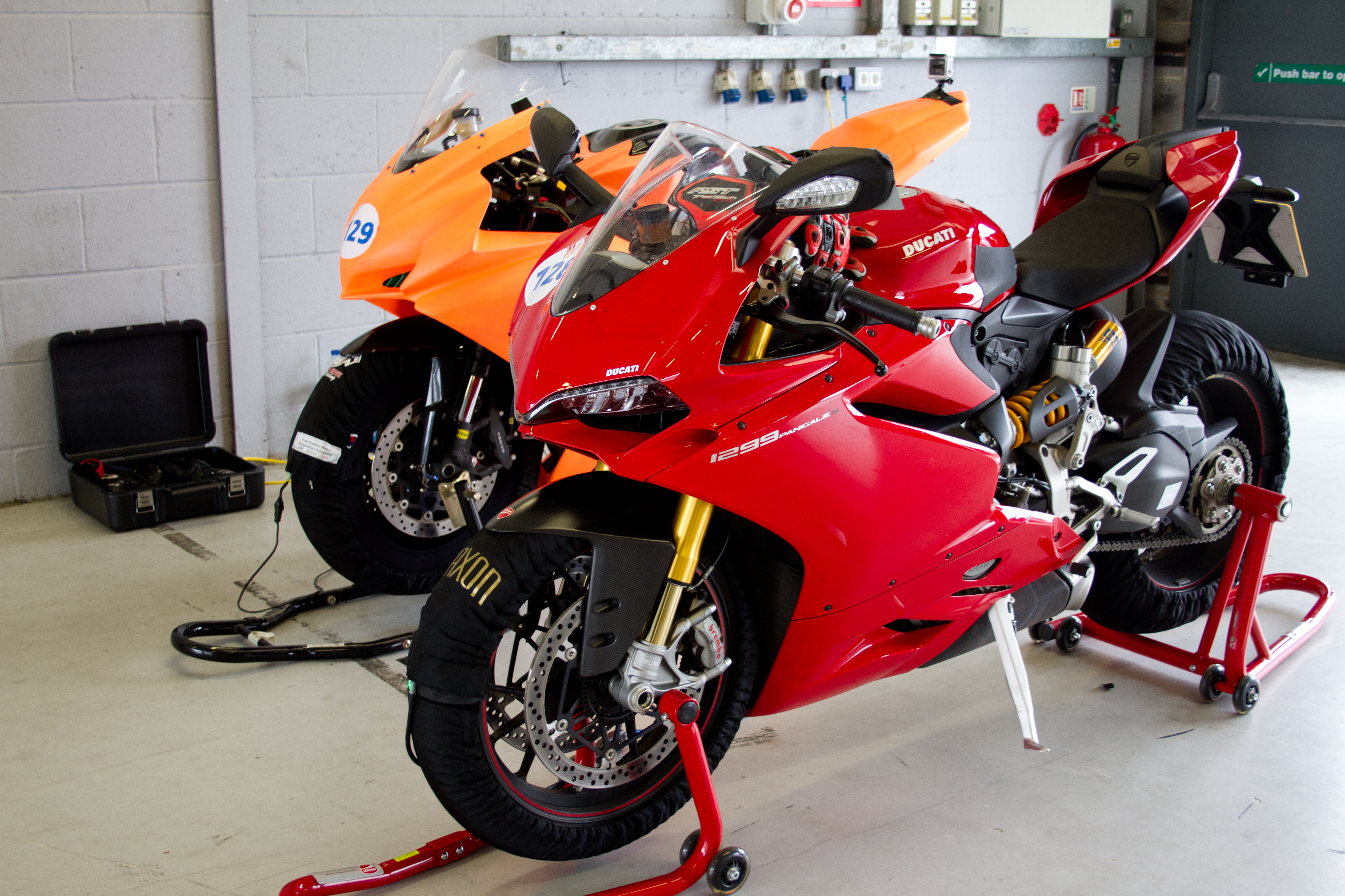 Tested: Silverstone track days