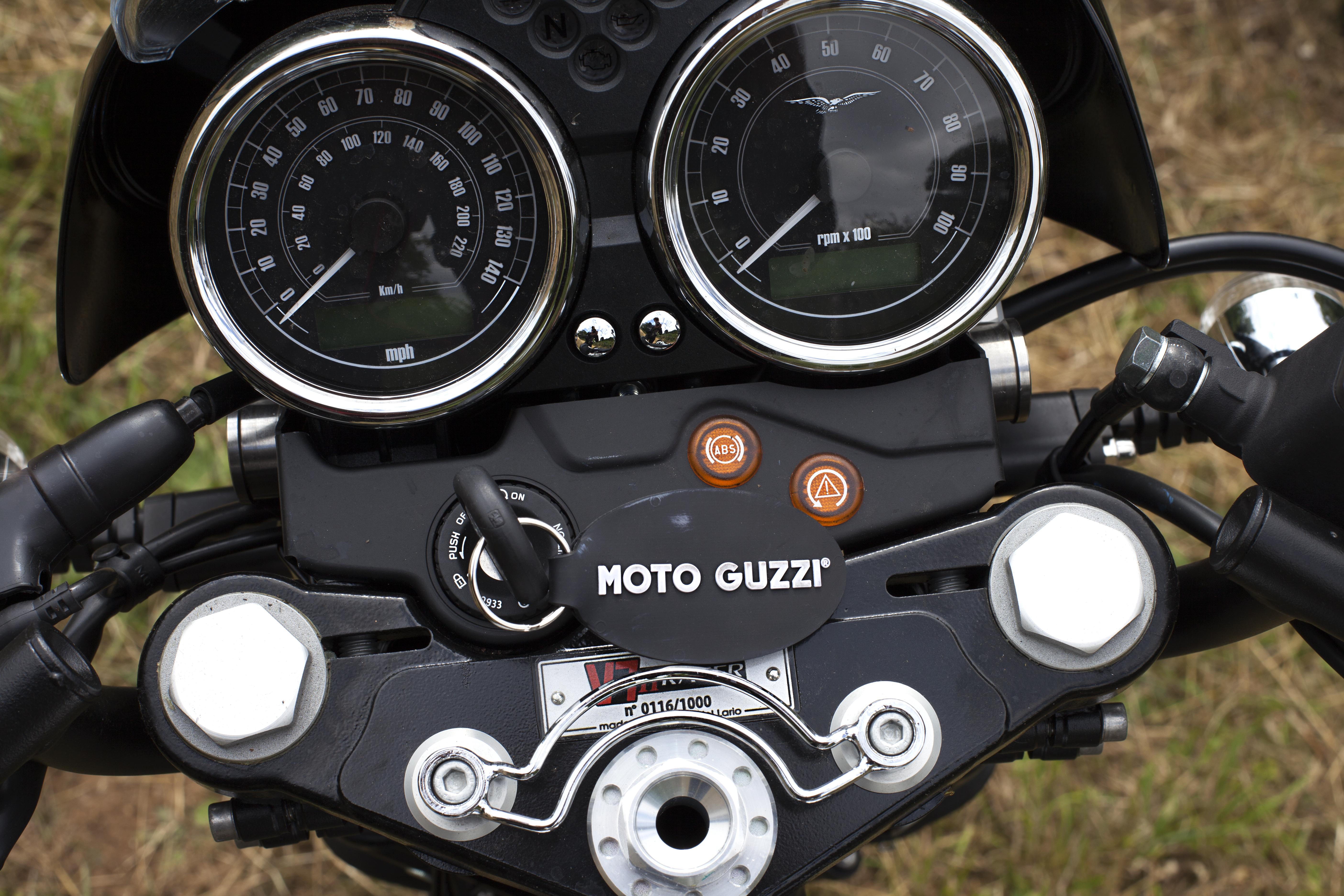 First ride: Moto Guzzi V7 II Racer