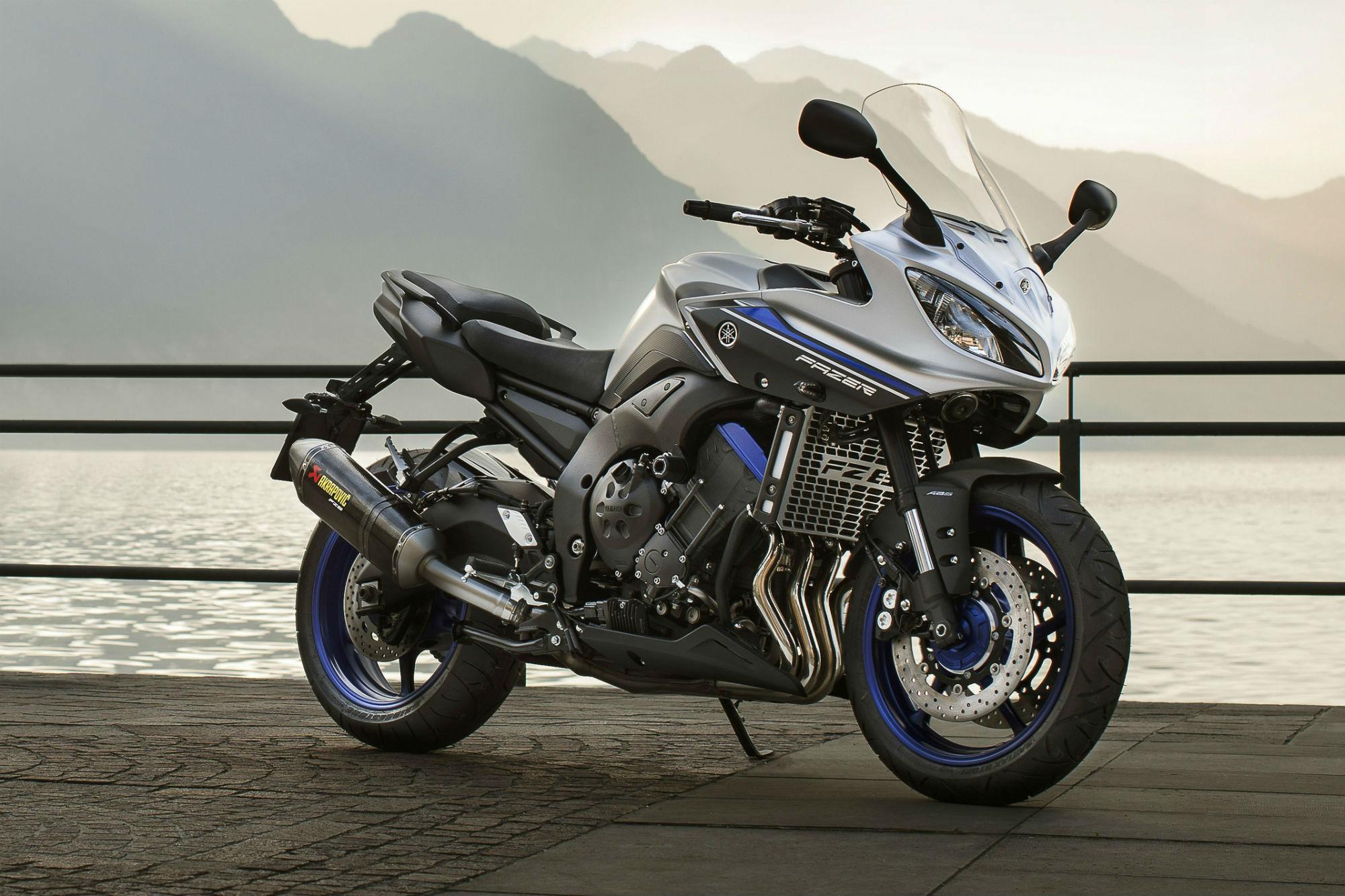 Yamaha drops fazer8 fz1 and xj6 from uk visordown for Yamaha motorcycle website
