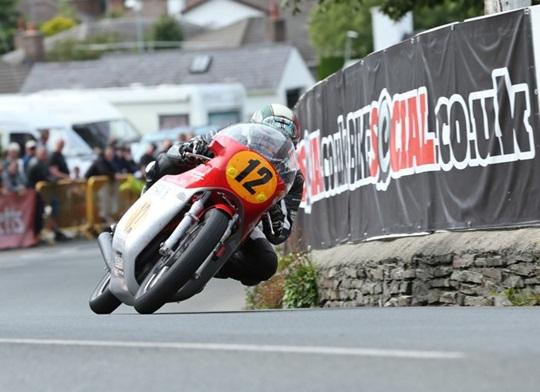 Dean Harrison wins 500cc Classic TT