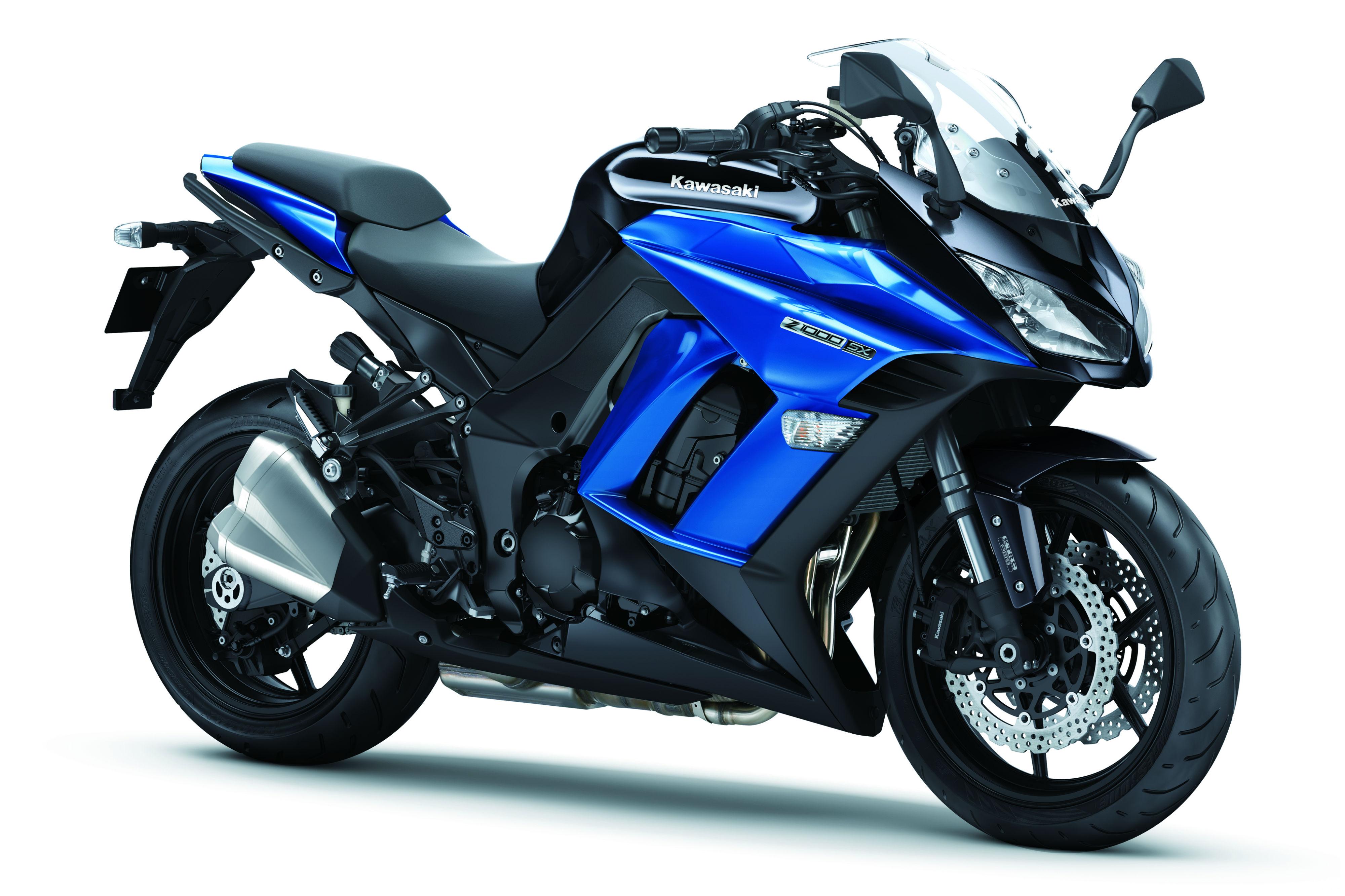 Kawasaki Z1000SX gets slipper clutch and... | Visordown