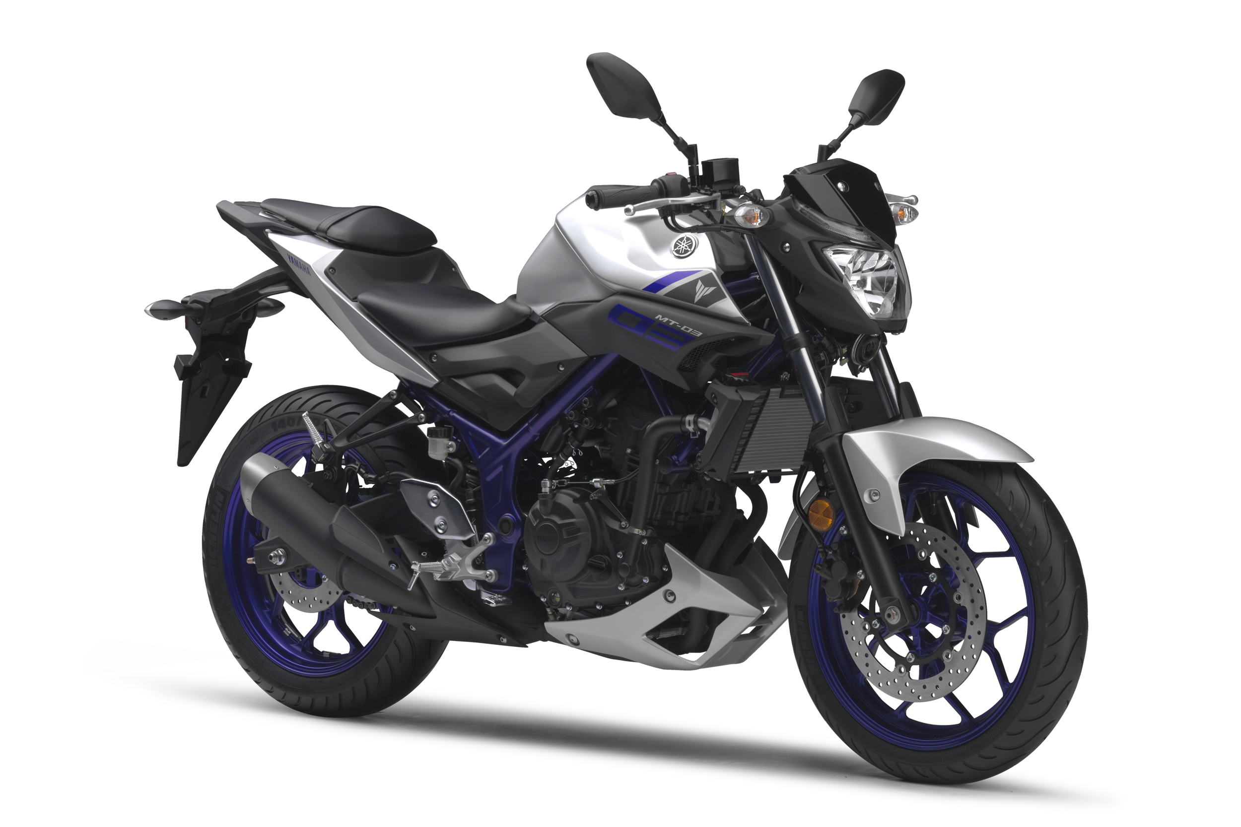 Yamaha MT-03 being evaluated for Europe
