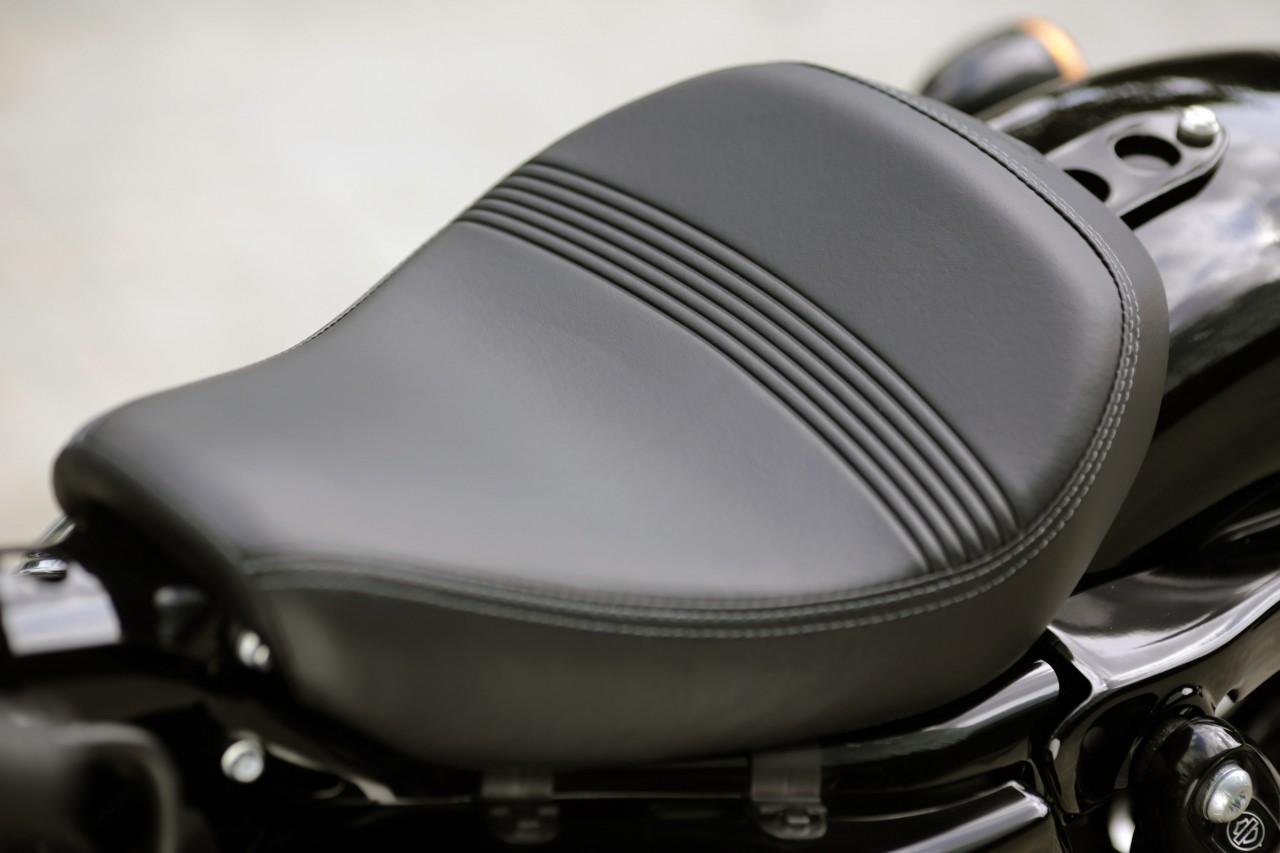 Harley Davidson Sportster  Review