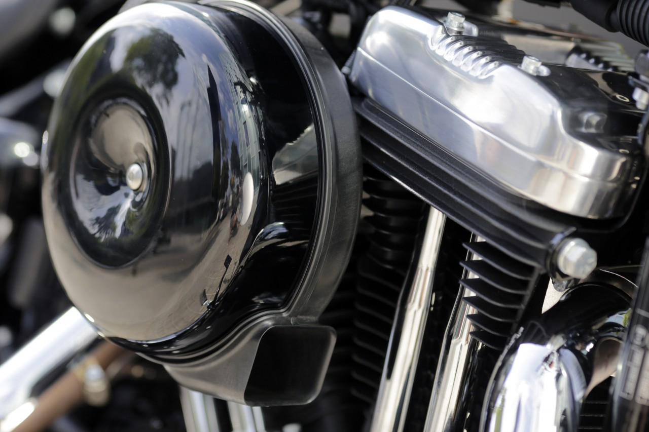 Forty Eight Harley Davidson India