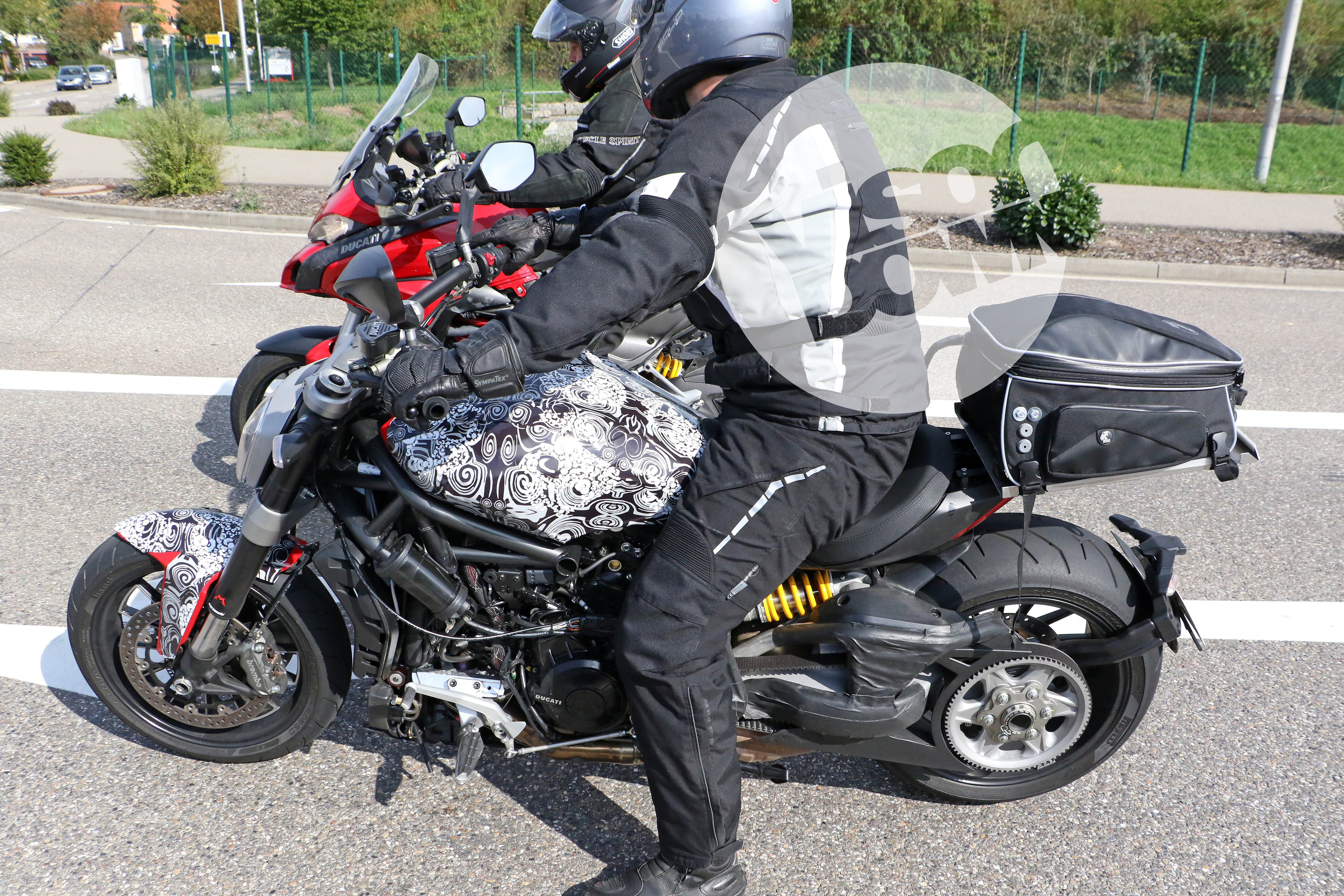 New Ducati Diavel - a better look
