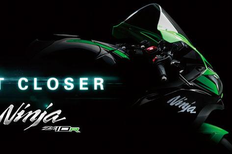 Revised Kawasaki Ninja ZX-10R for 2016
