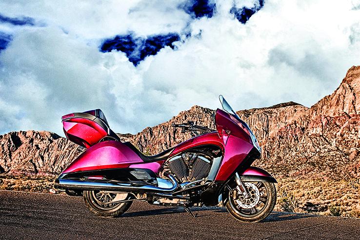 Top 10 heaviest current production bikes