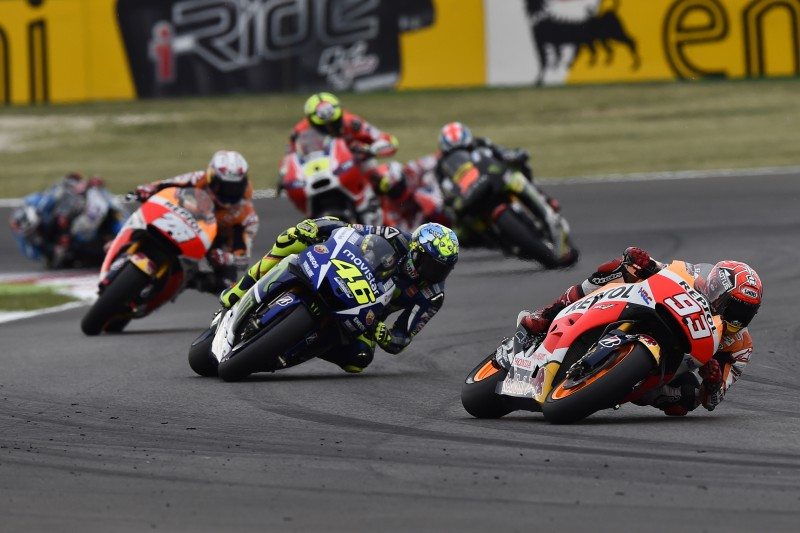 MotoGP 2015: Misano race results