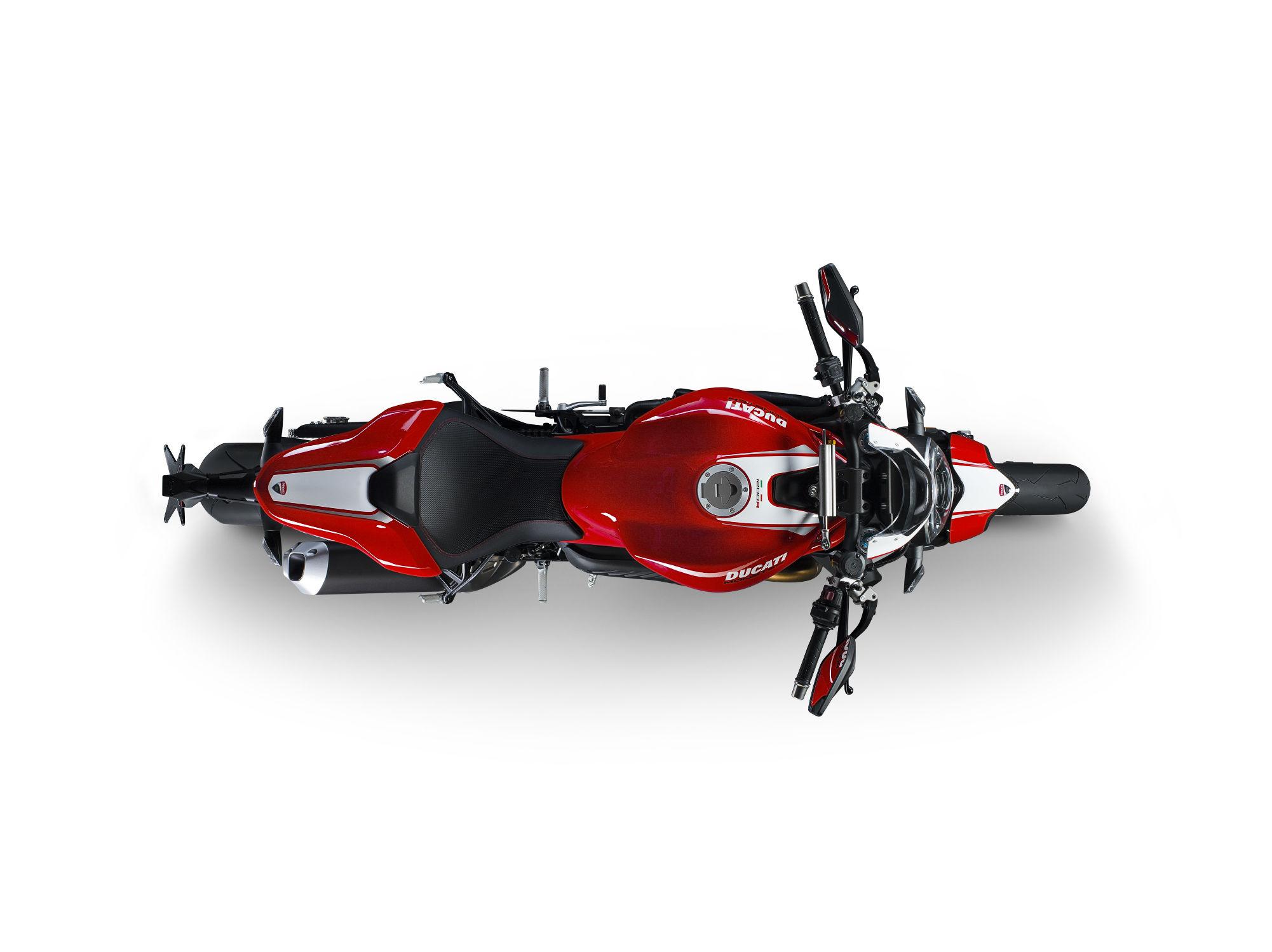 Ducati Monster 1200 R revealed