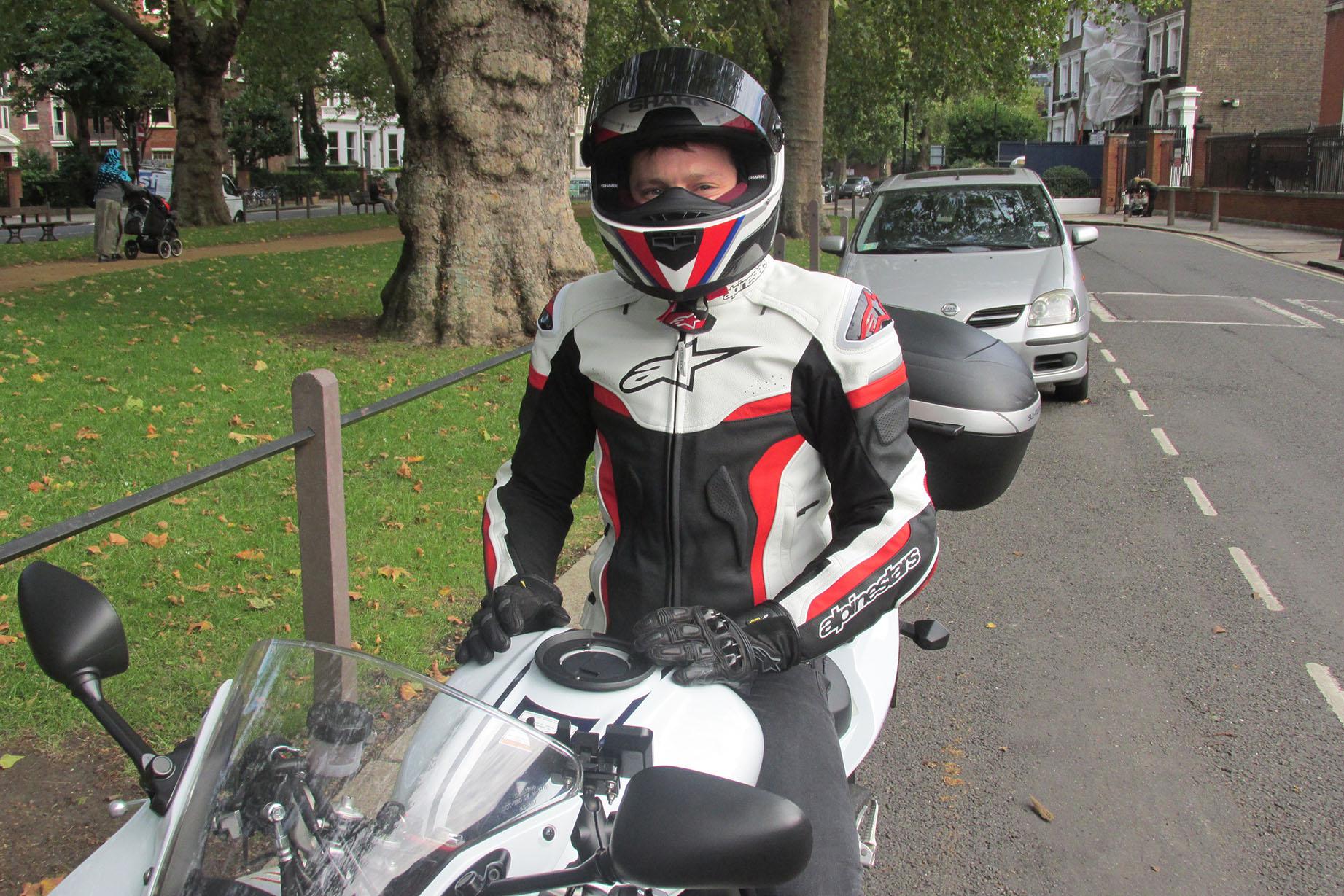 Alpinestars Jacket Leather >> Alpinestars Celer jacket – first impre... | Visordown