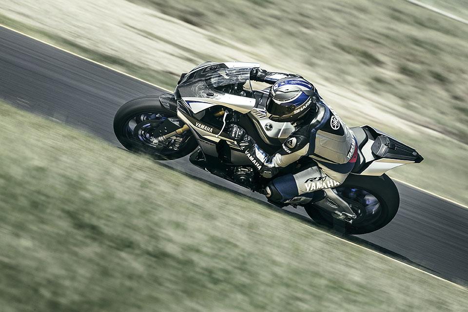 Yamaha announces new production run of the R1M