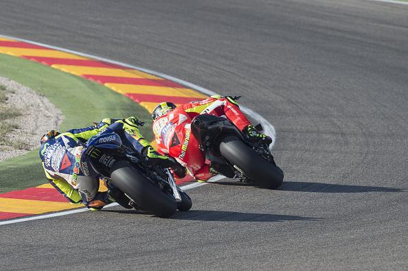 MotoGP 2015: Aragon race results