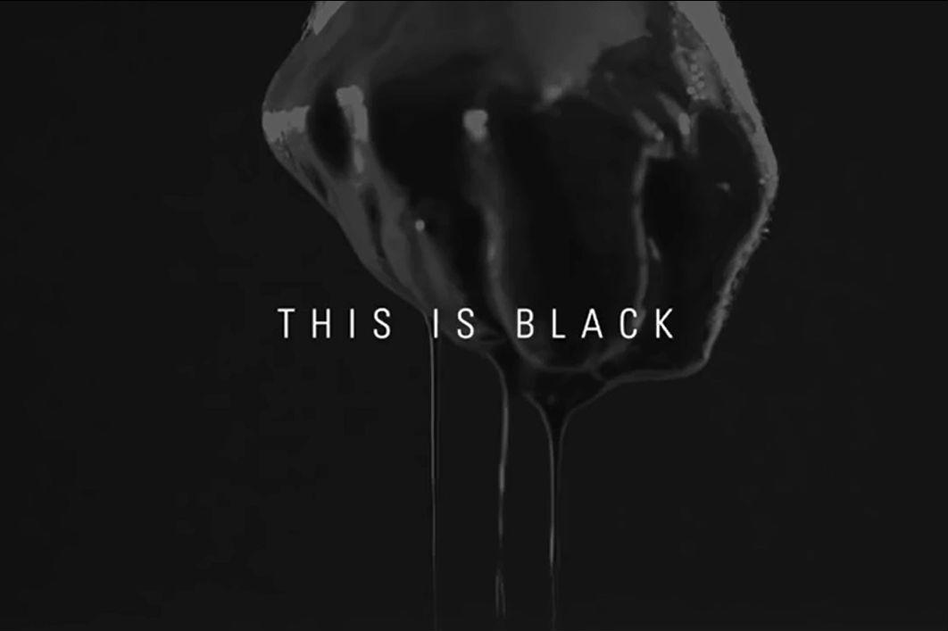 Ducati: 'This is black'