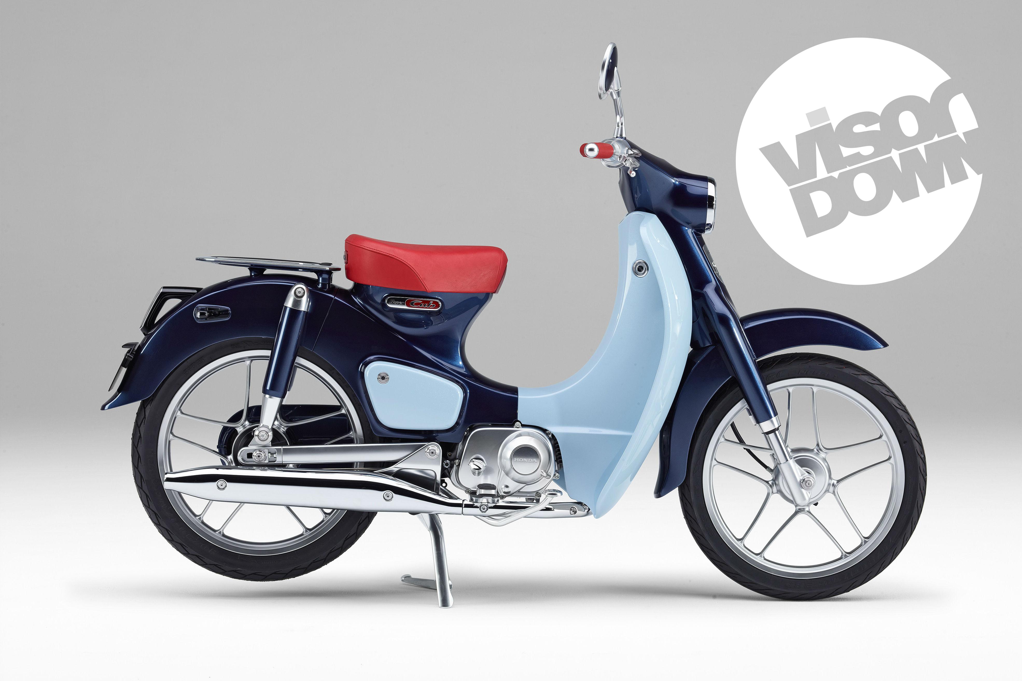 Honda's two Cub concepts