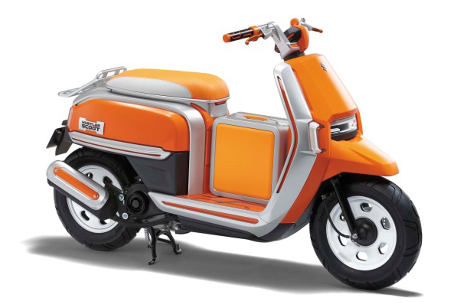 Suzuki's Concept GSX