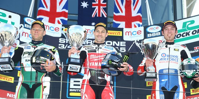 BSB 2015: Championship standings after Silverstone