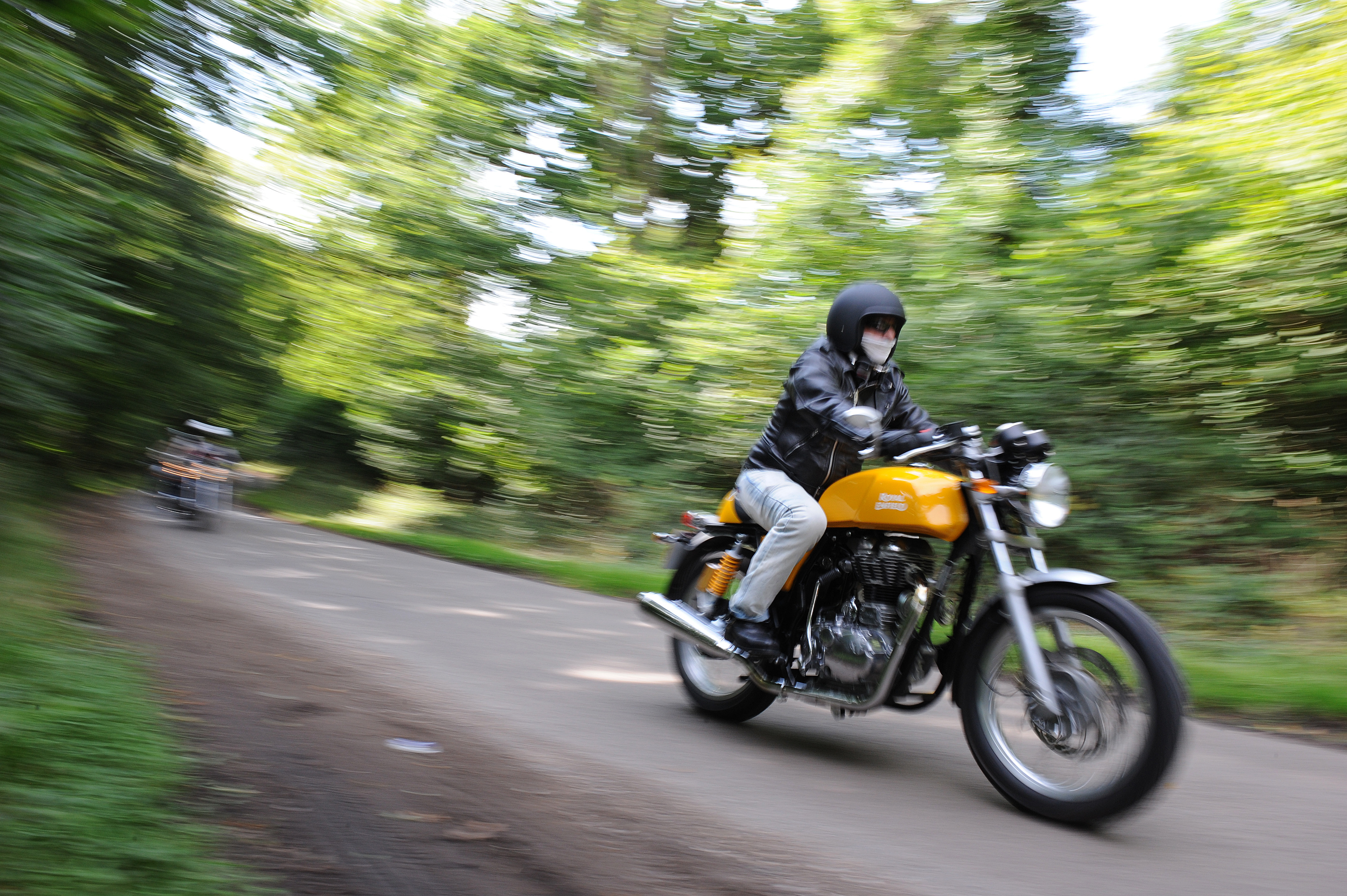 Road test: Royal Enfield Continental GT review