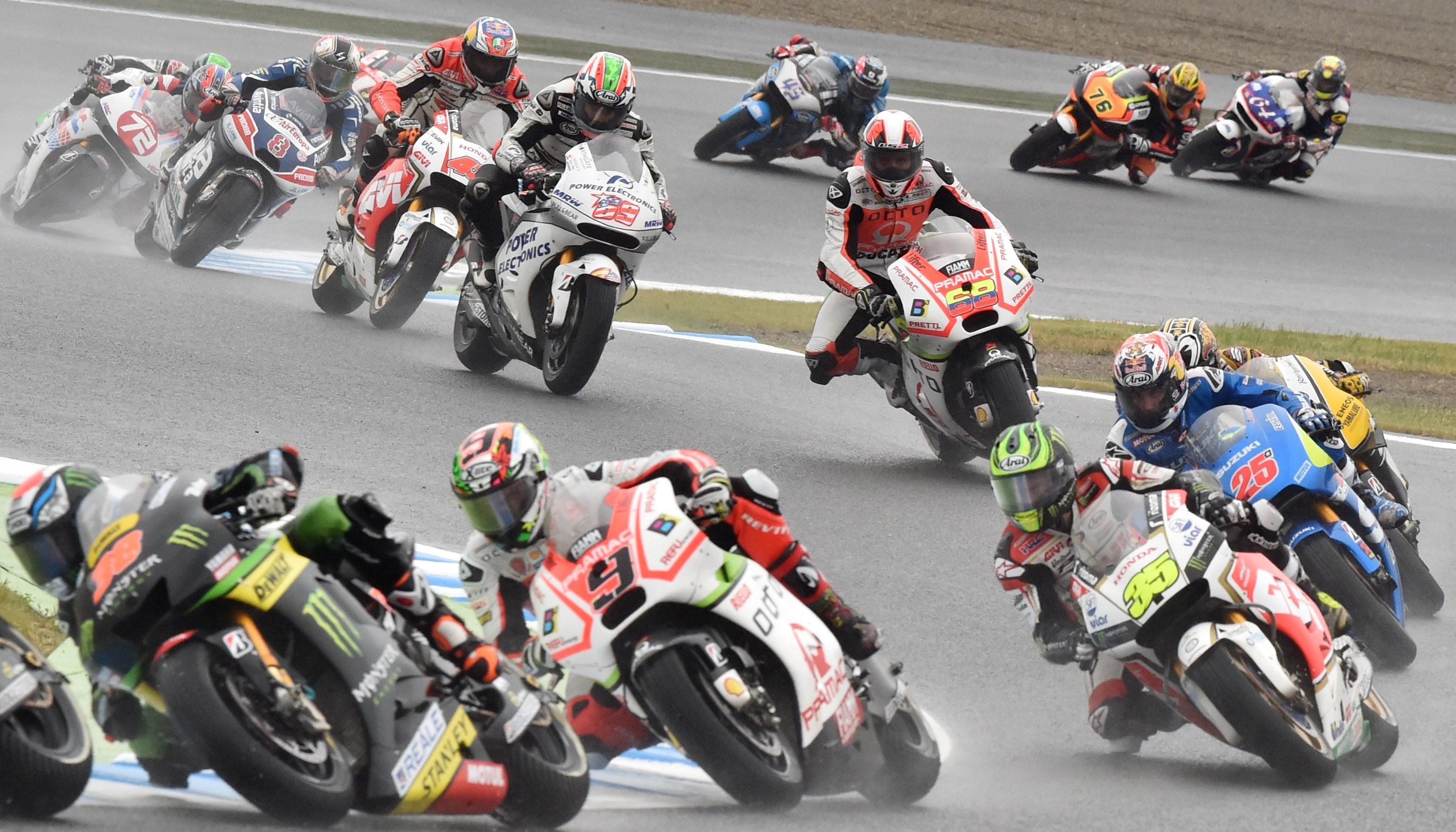 MotoGP 2015: Motegi race results