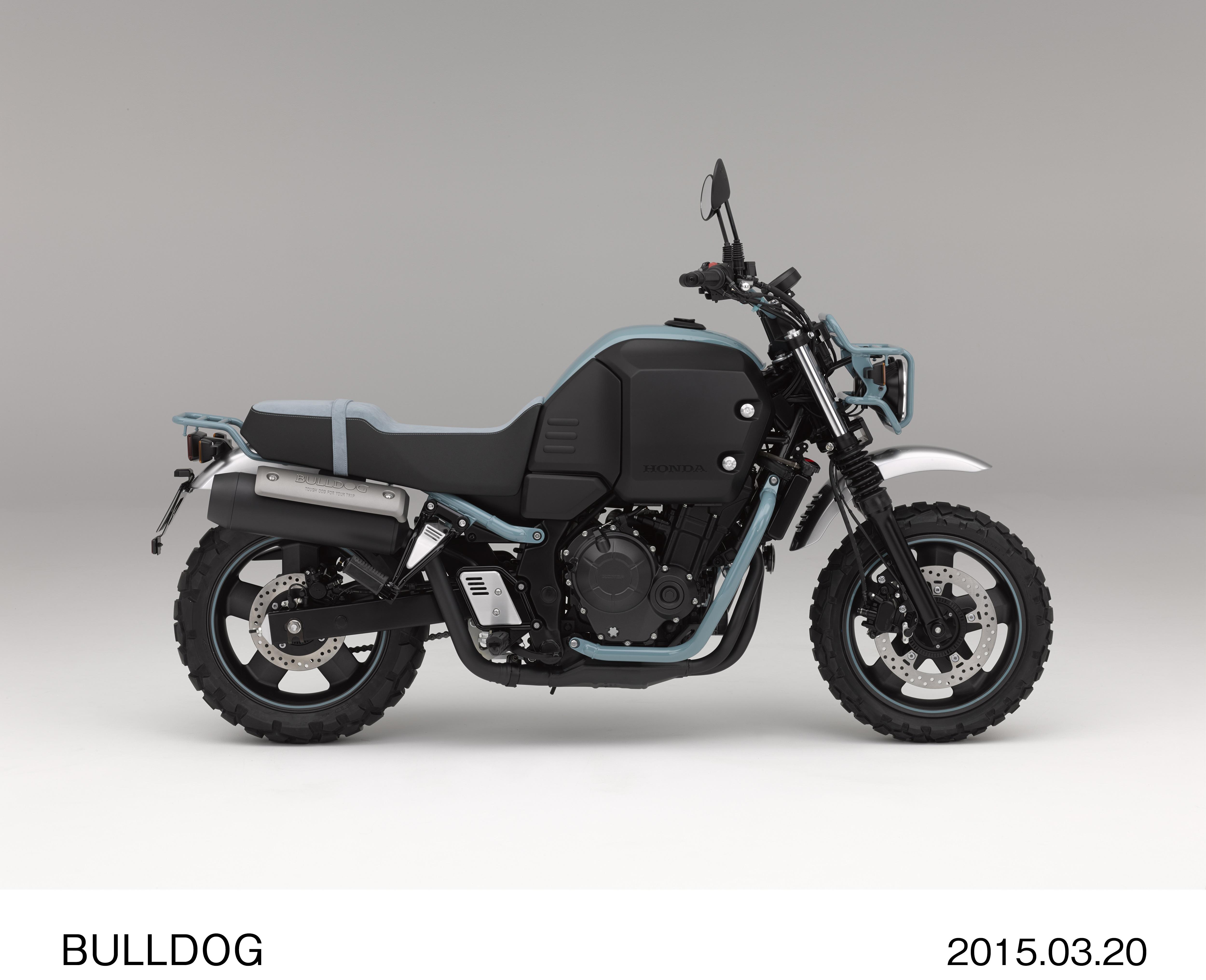 Honda's Bulldog concept headed for production