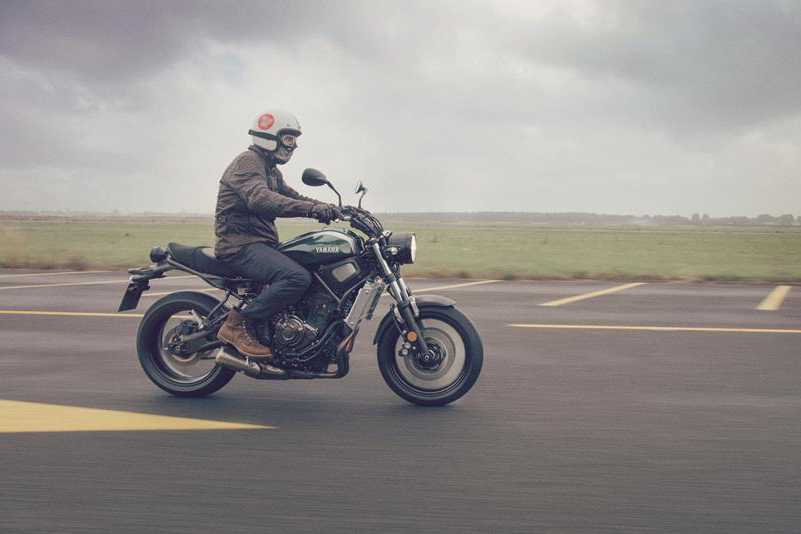 Win a Yamaha XSR700 with Motorcycle Live