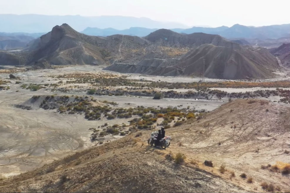Honda's new Africa Twin video says 'adventure continues' on '16/10/15'